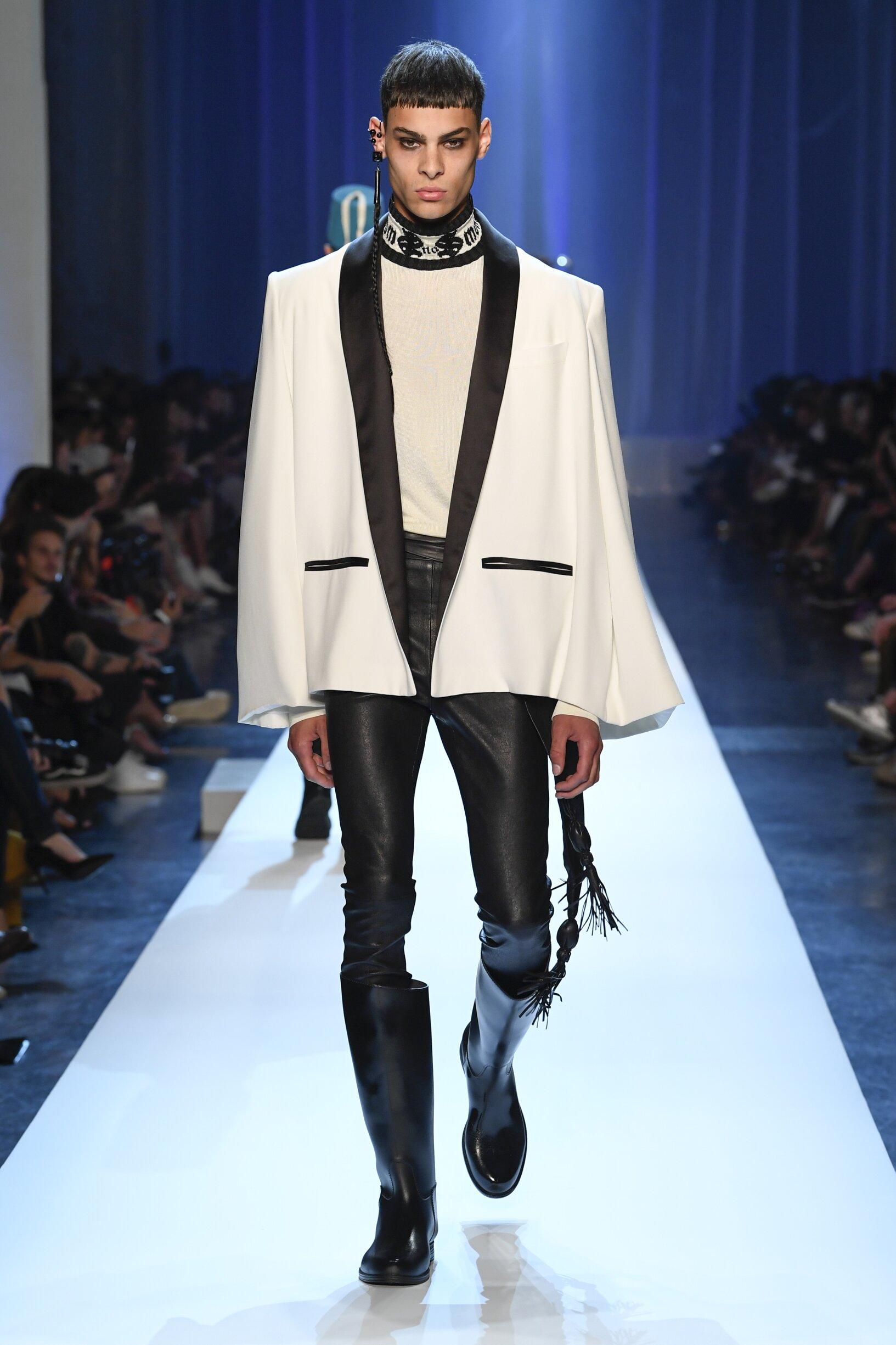 Jean-Paul Gaultier Haute Couture Catwalk
