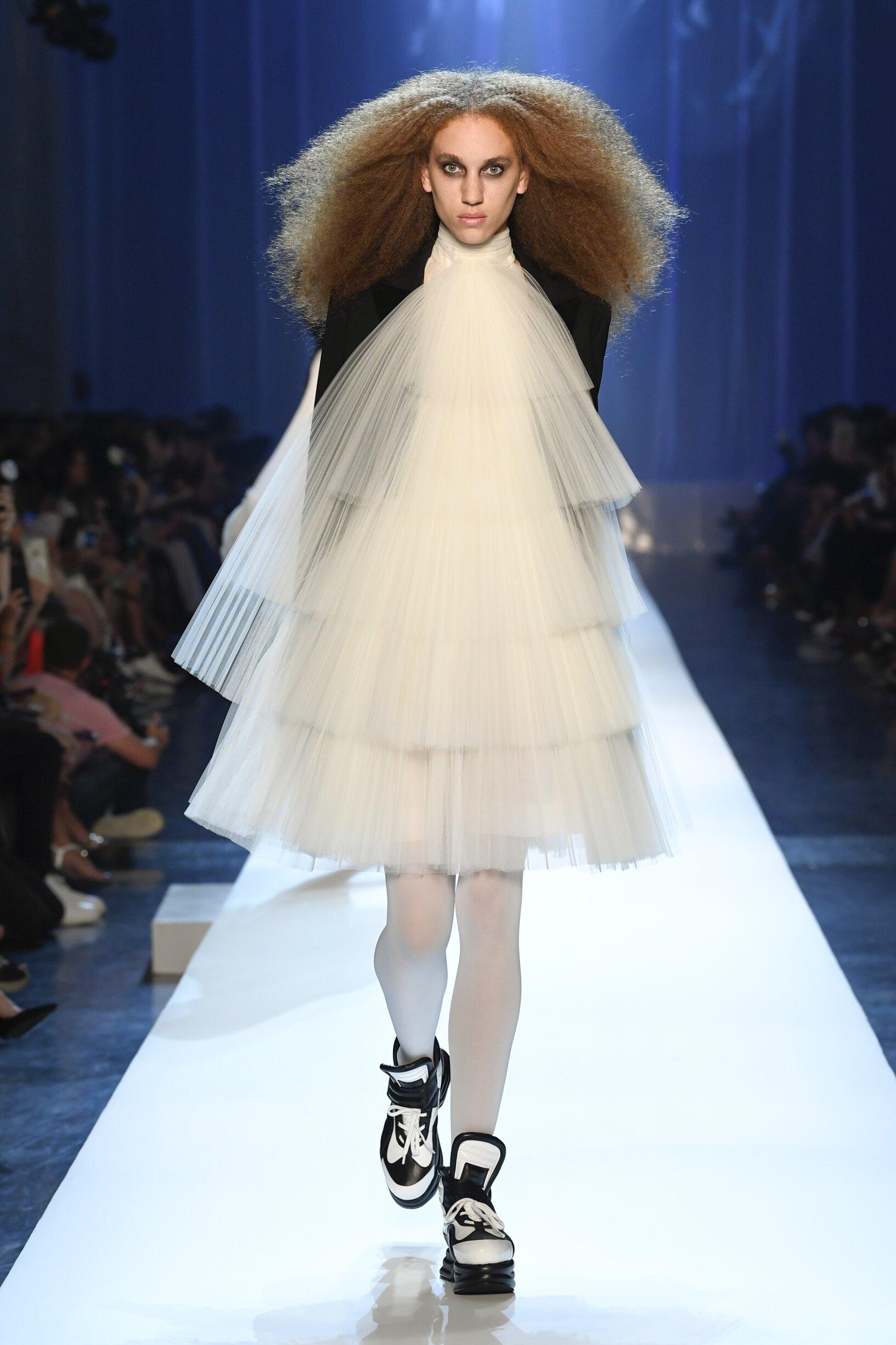 Jean-Paul Gaultier Haute Couture FW 2018 Womenswear