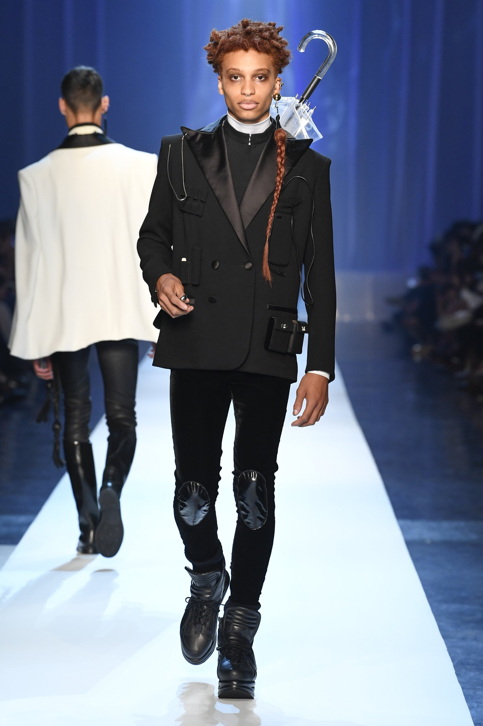 Jean-Paul Gaultier Haute Couture Fall Winter 2018 Mens Collection Paris Fashion Week