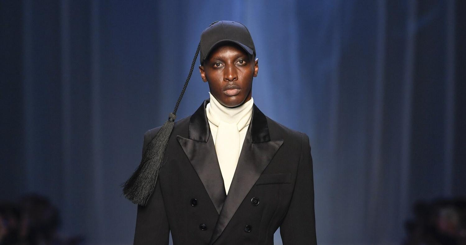 Jean-Paul Gaultier Haute Couture Fashion Show FW 2018 Paris