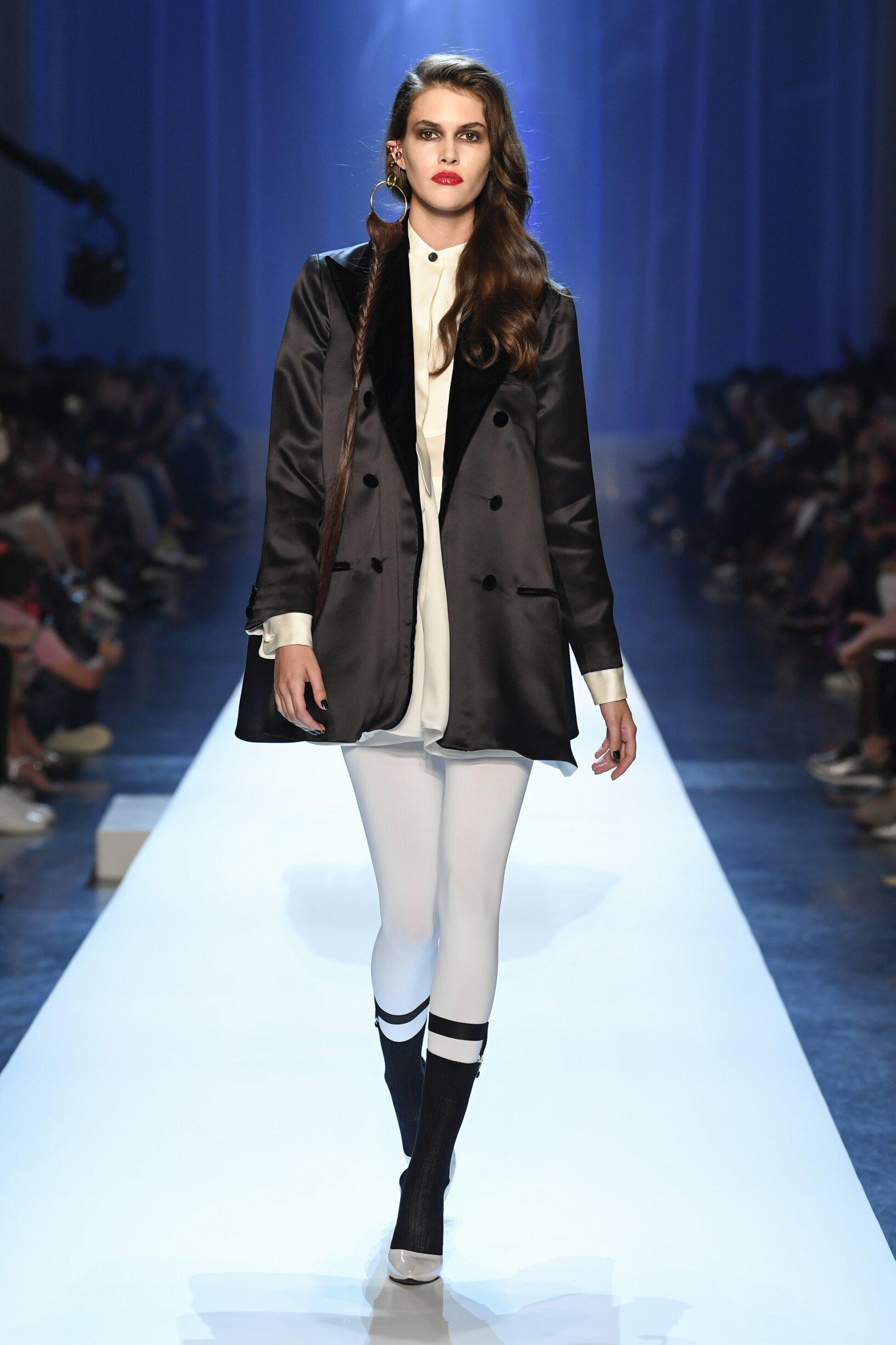 Jean-Paul Gaultier Haute Couture Paris Fashion Week Womenswear Trends