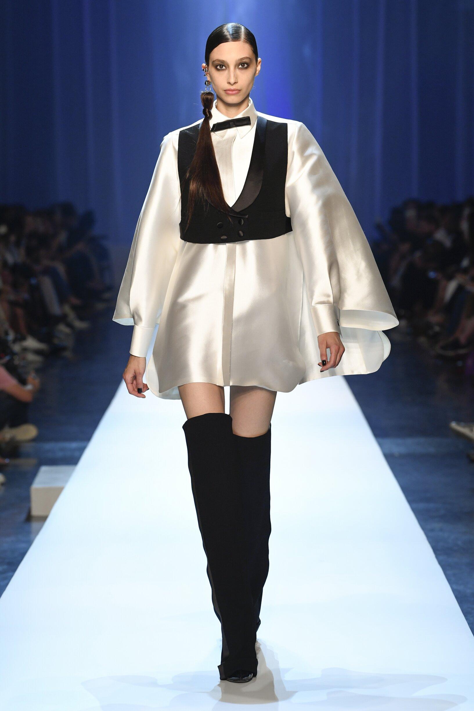 Jean-Paul Gaultier Haute Couture Paris Fashion Week