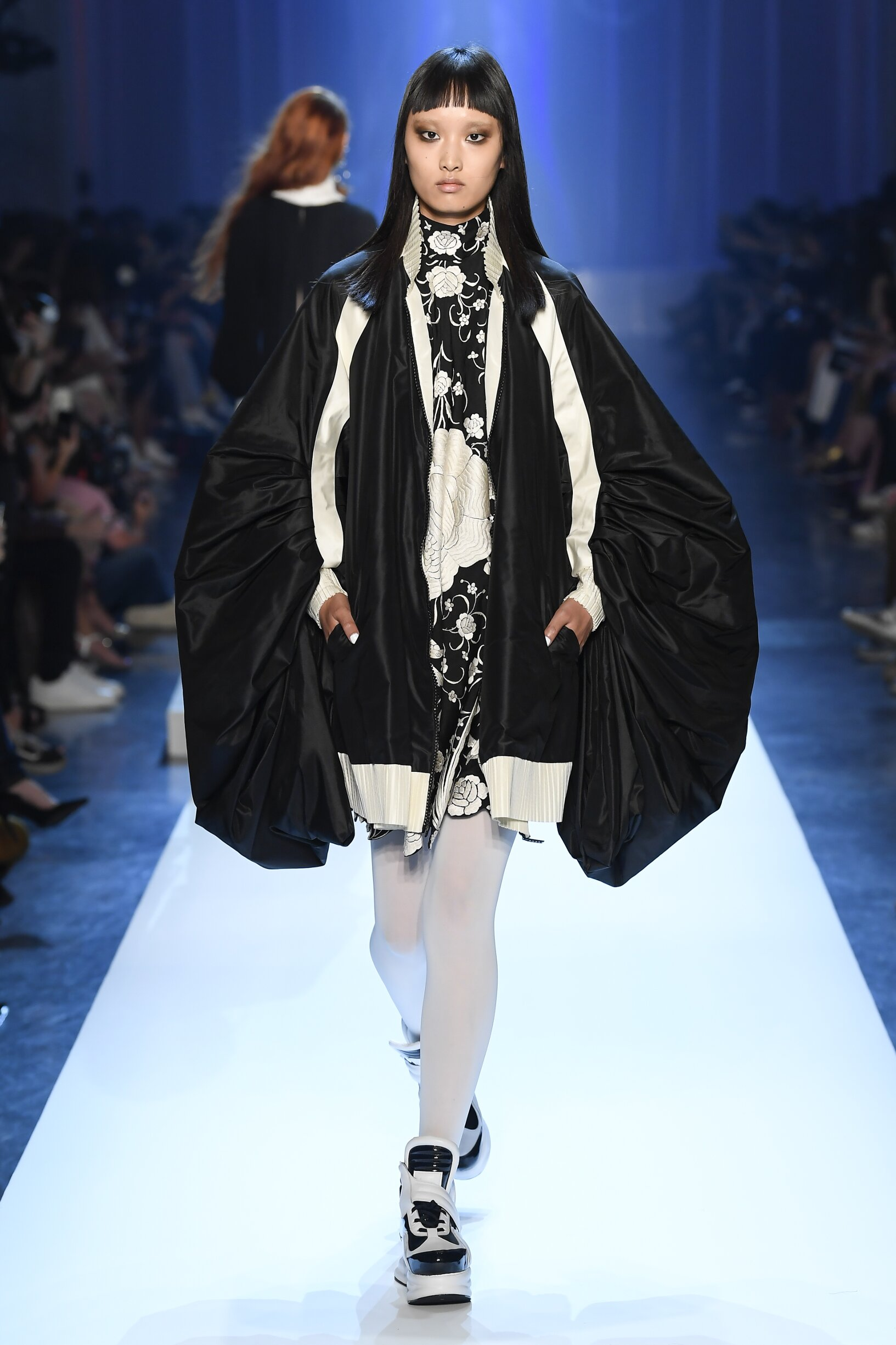 Jean-Paul Gaultier Haute Couture Winter 2018 Catwalk