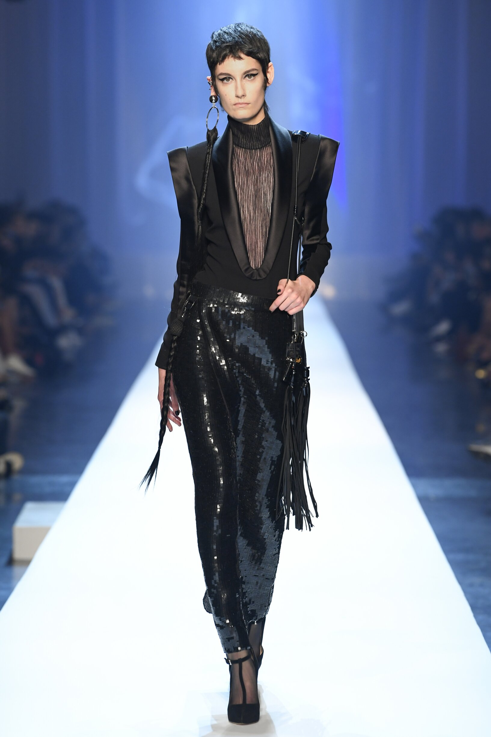Jean-Paul Gaultier Haute Couture Womenswear Collection Trends