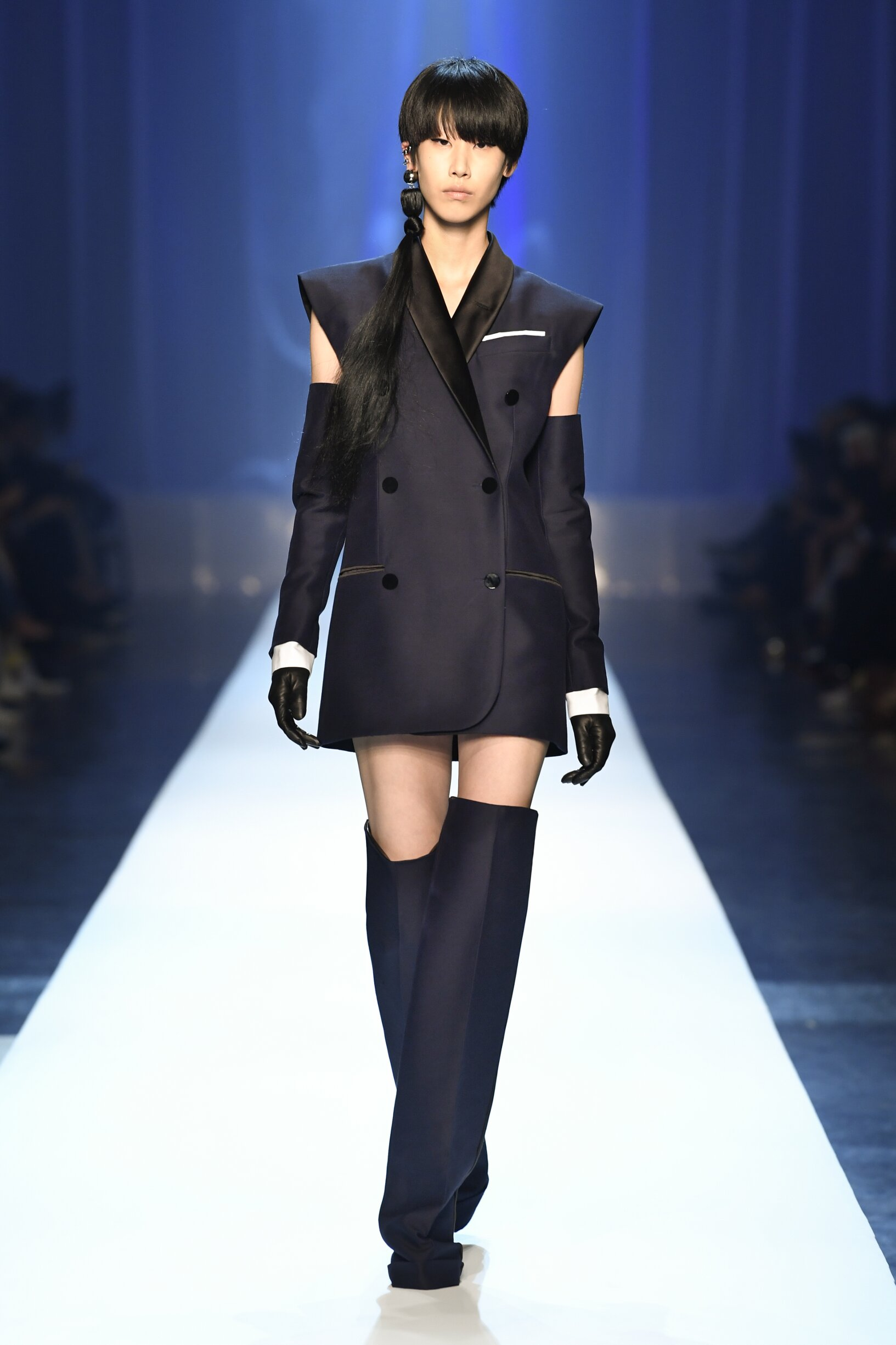 Jean-Paul Gaultier Haute Couture Womenswear Fashion Show