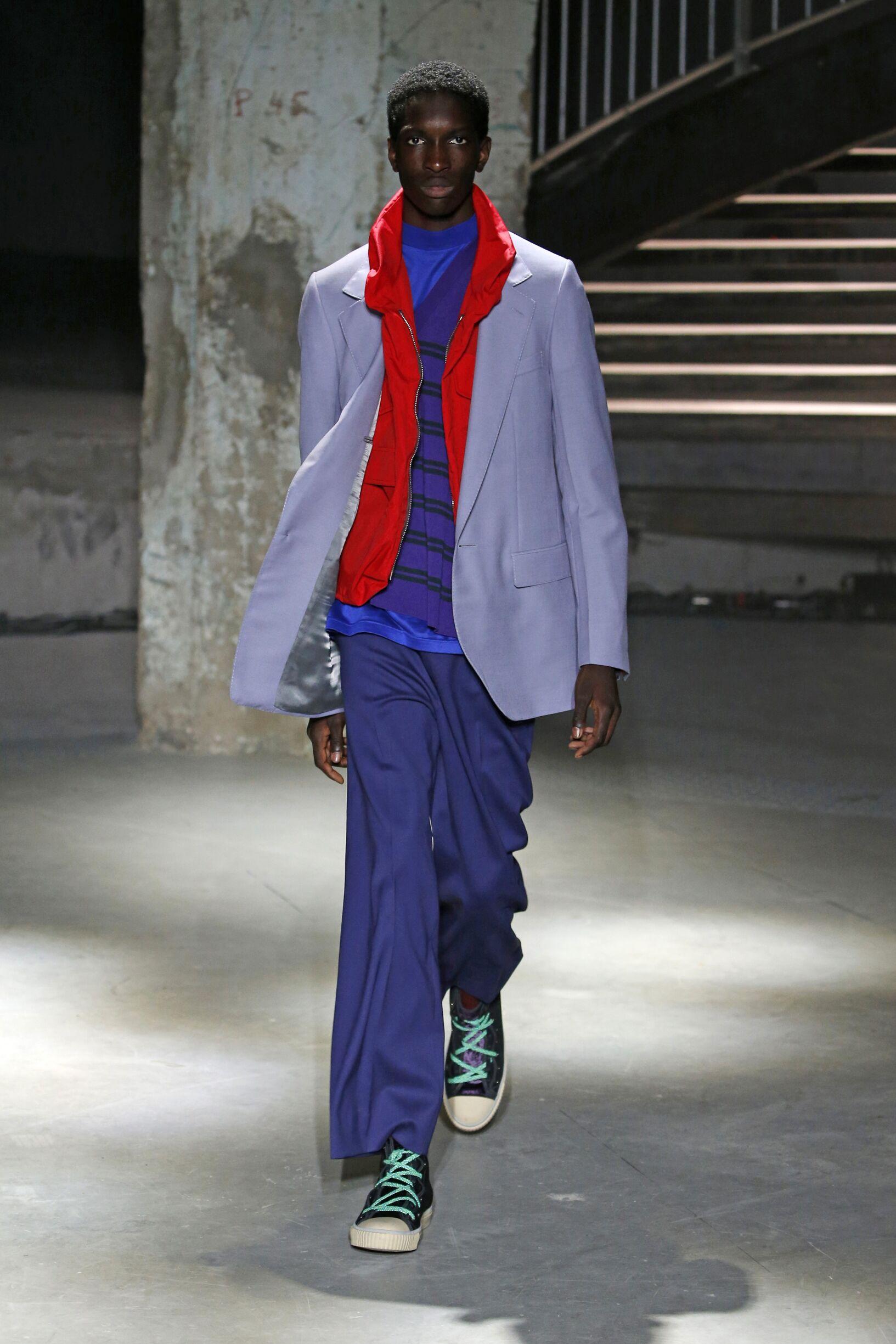 Lanvin Fashion Show SS 2019