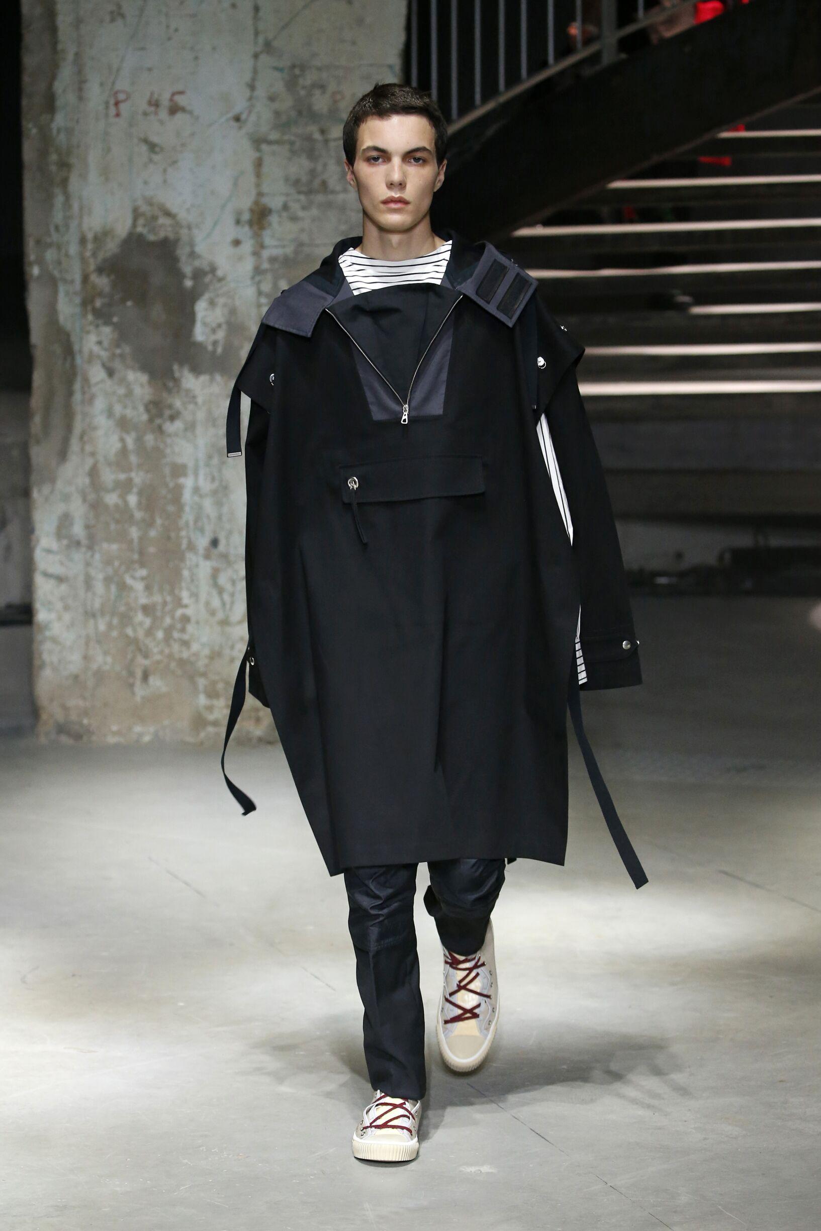 Lanvin SS 2019 Menswear