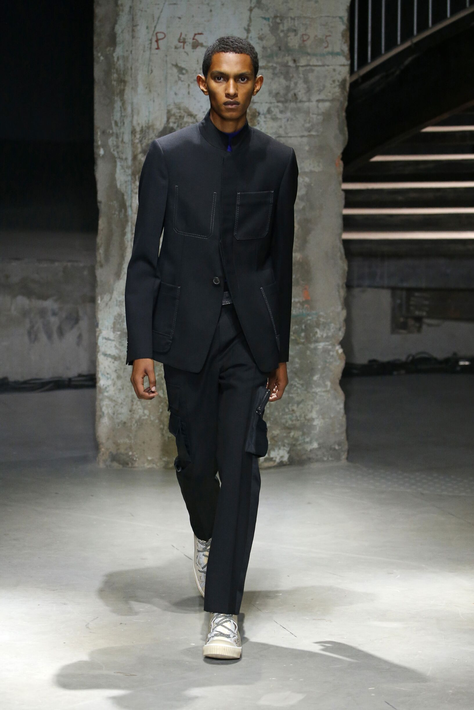 LANVIN SPRING SUMMER 2019 MEN'S COLLECTION | The Skinny Beep