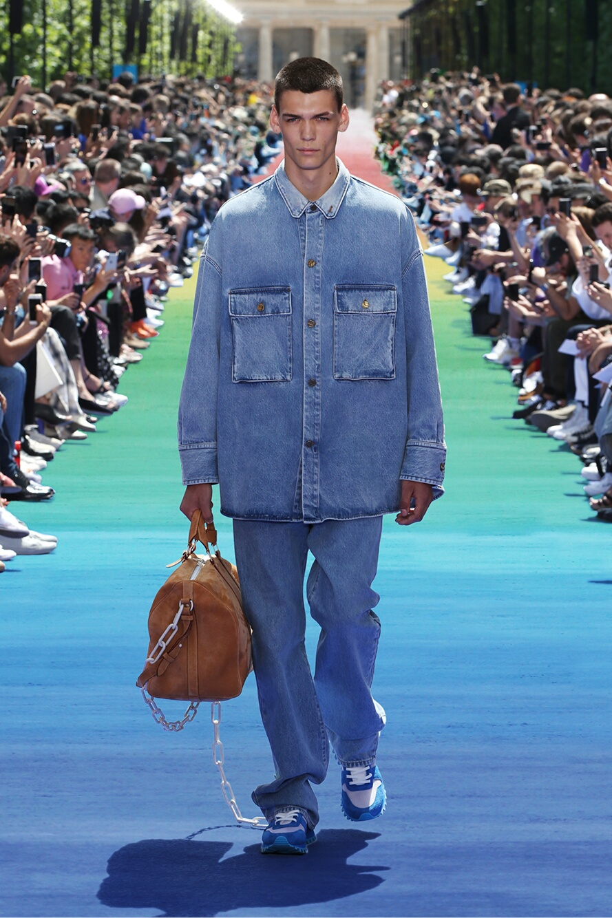 Louis Vuitton 2019 Paris Men Trends