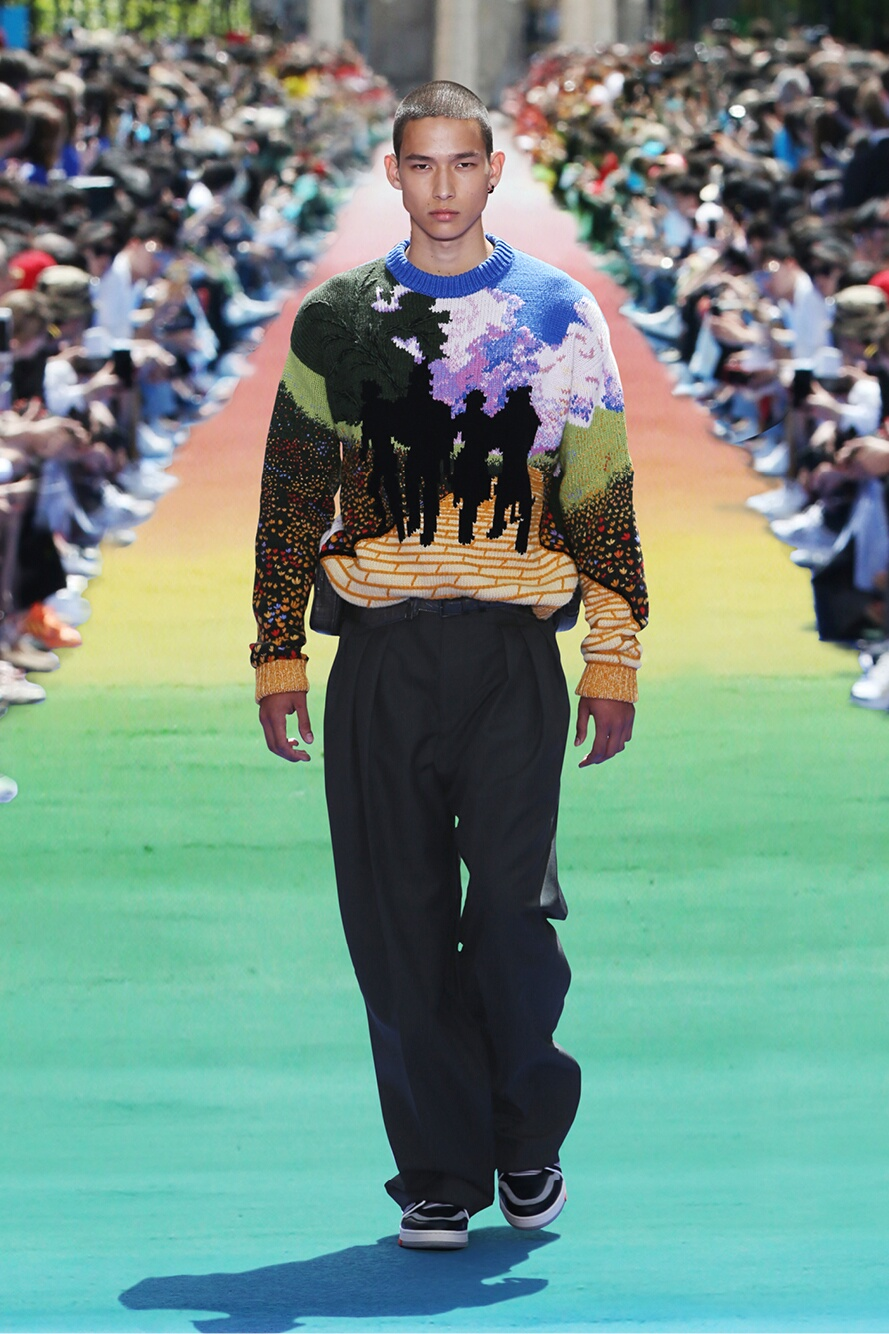 Louis Vuitton 2019 Paris Trends