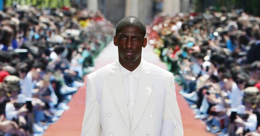 Louis Vuitton Fashion Show SS 2019 Paris