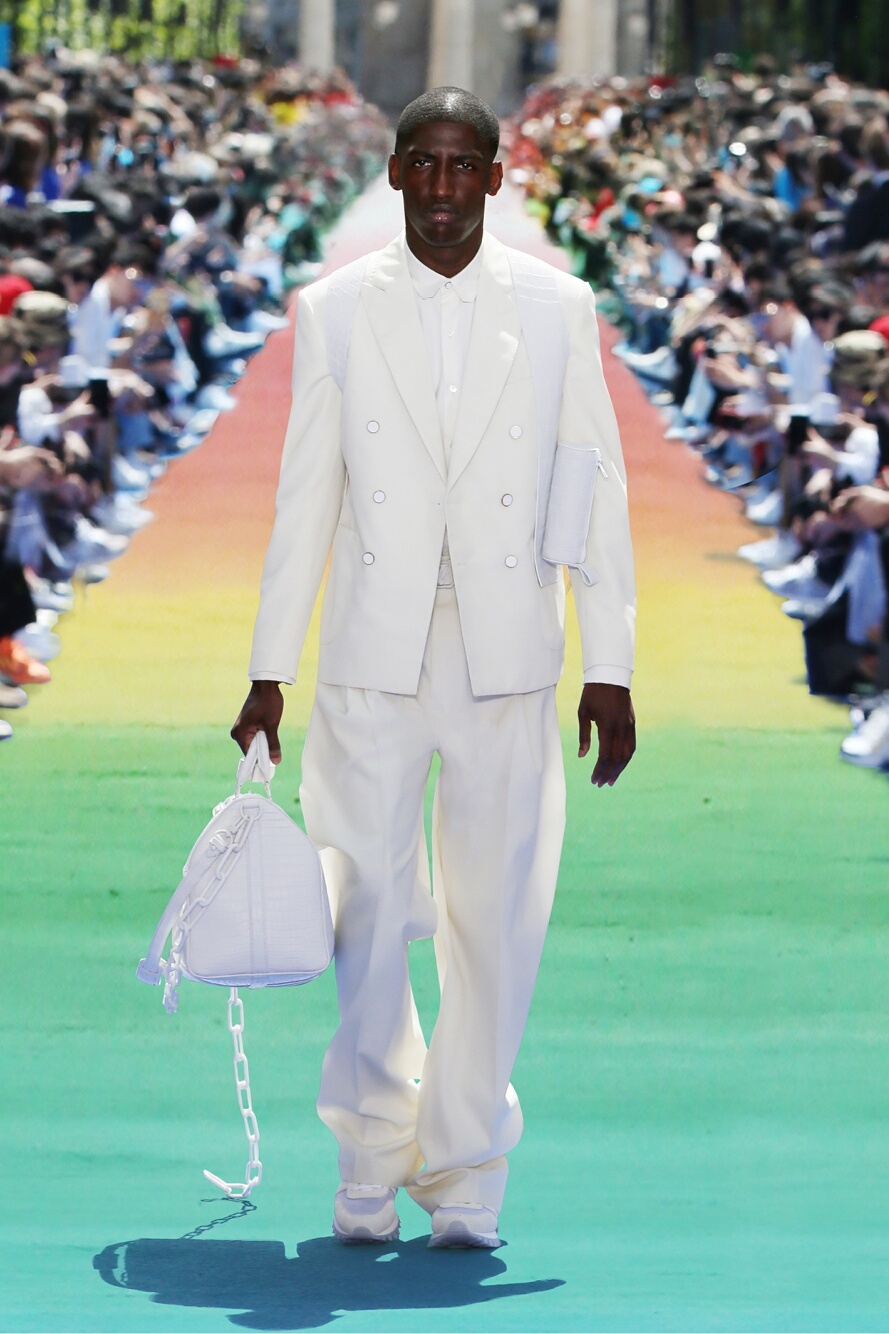 Louis Vuitton Fashion Show SS 2019