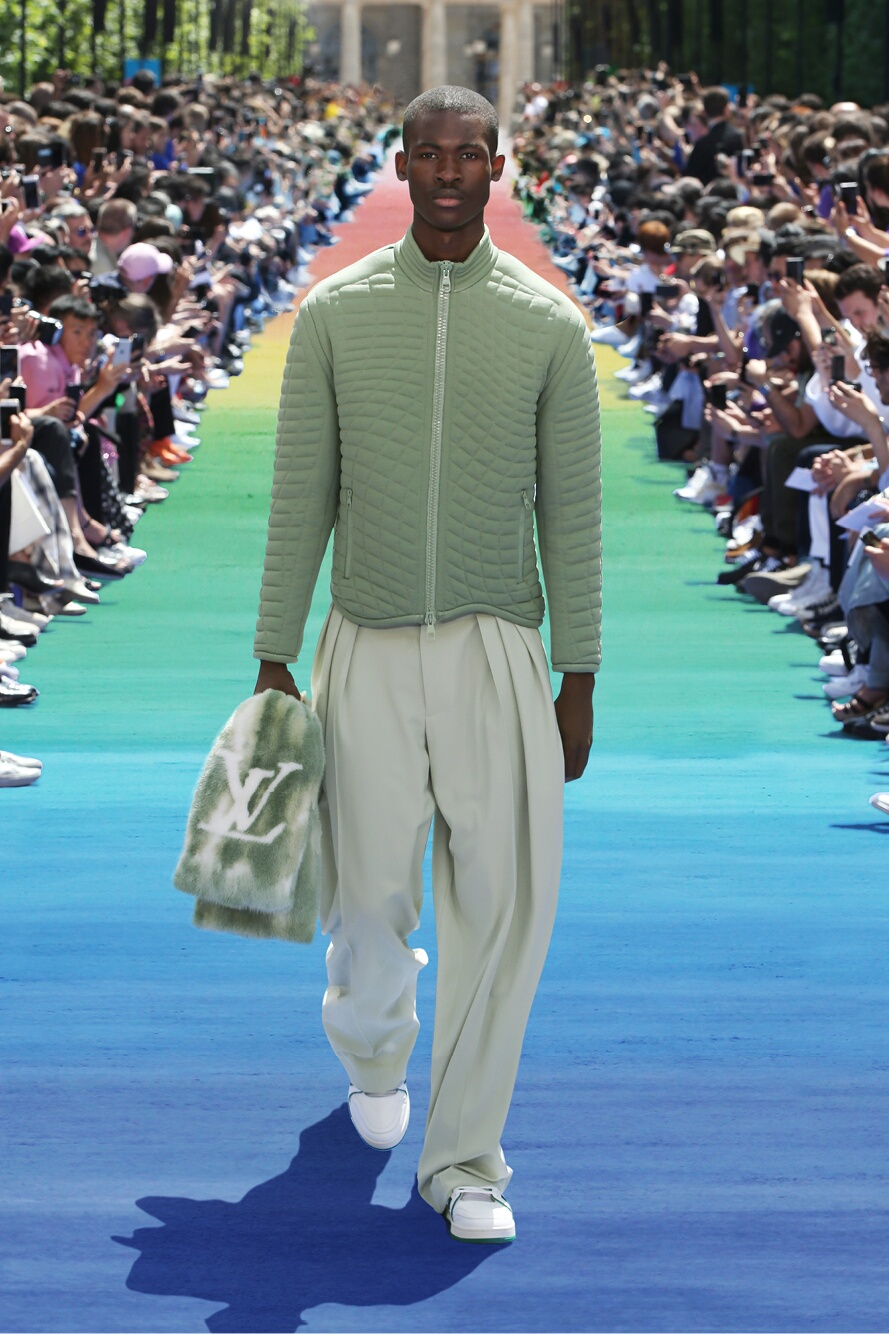 Louis Vuitton Spring 2019 Catwalk