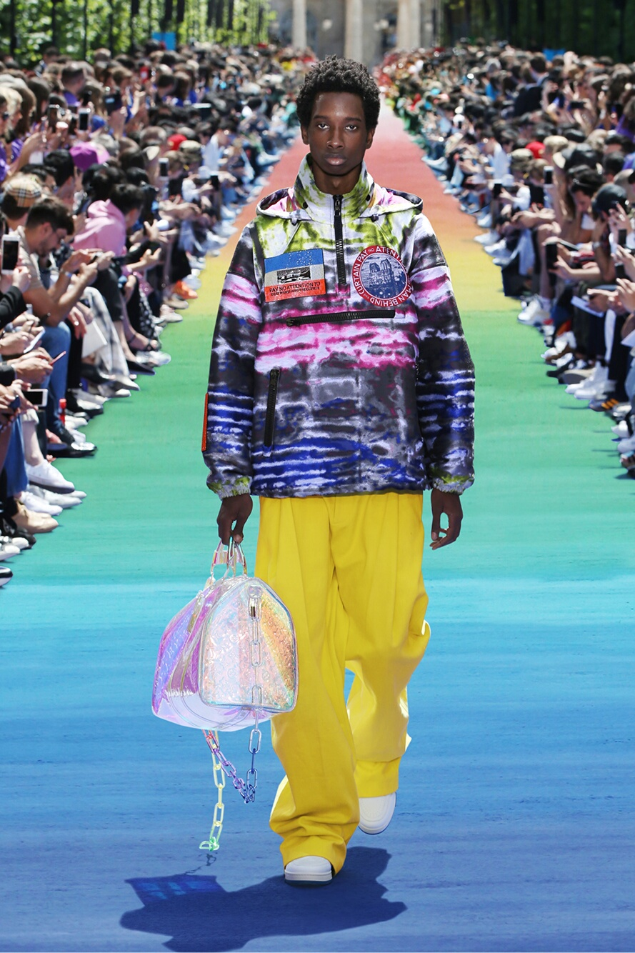 Louis Vuitton Summer 2019 Catwalk