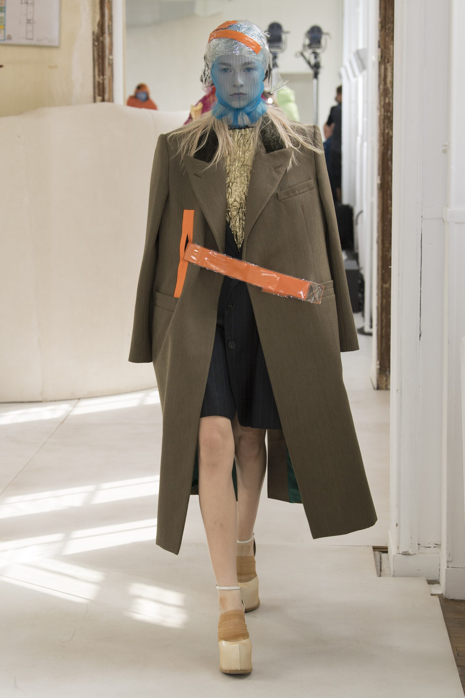 Maison Margiela Artisanal Fall Winter 2018 Womens Collection Paris Fashion Week