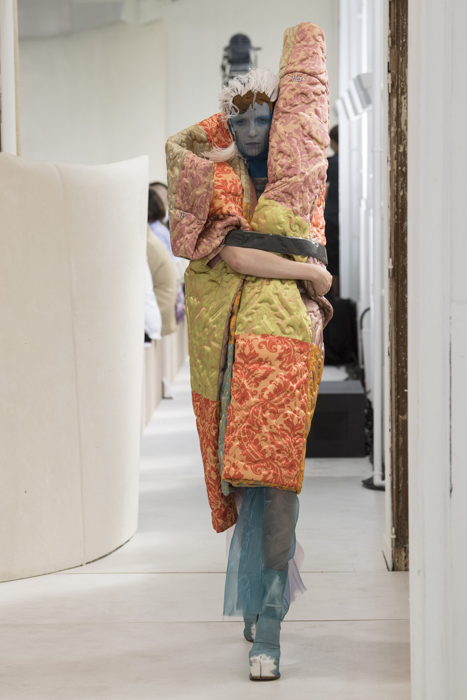 Maison Margiela Artisanal Paris Fashion Week Womenswear Trends