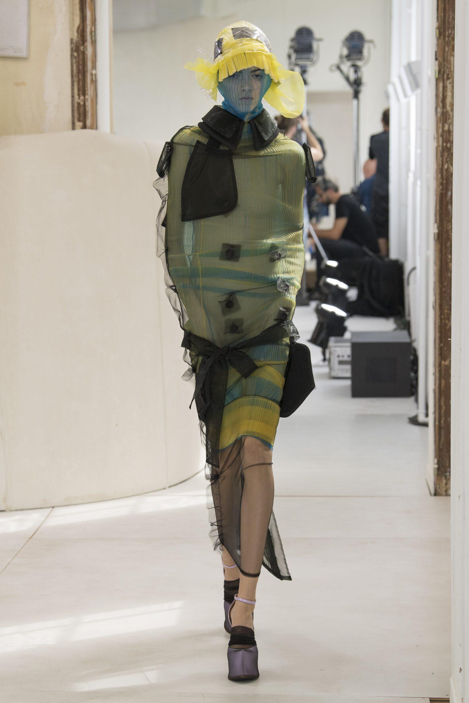Maison Margiela Artisanal Paris Fashion Week