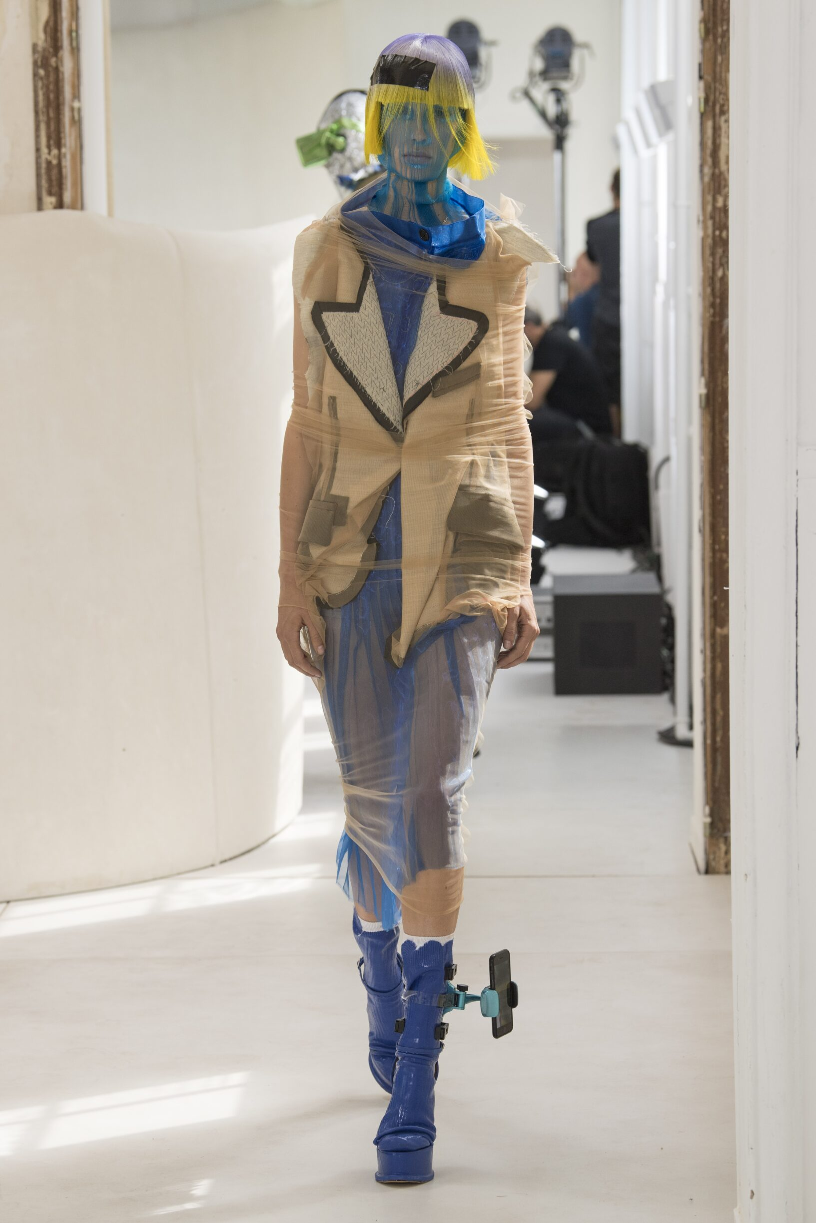 Maison Margiela Artisanal Women's Collection 2018 19