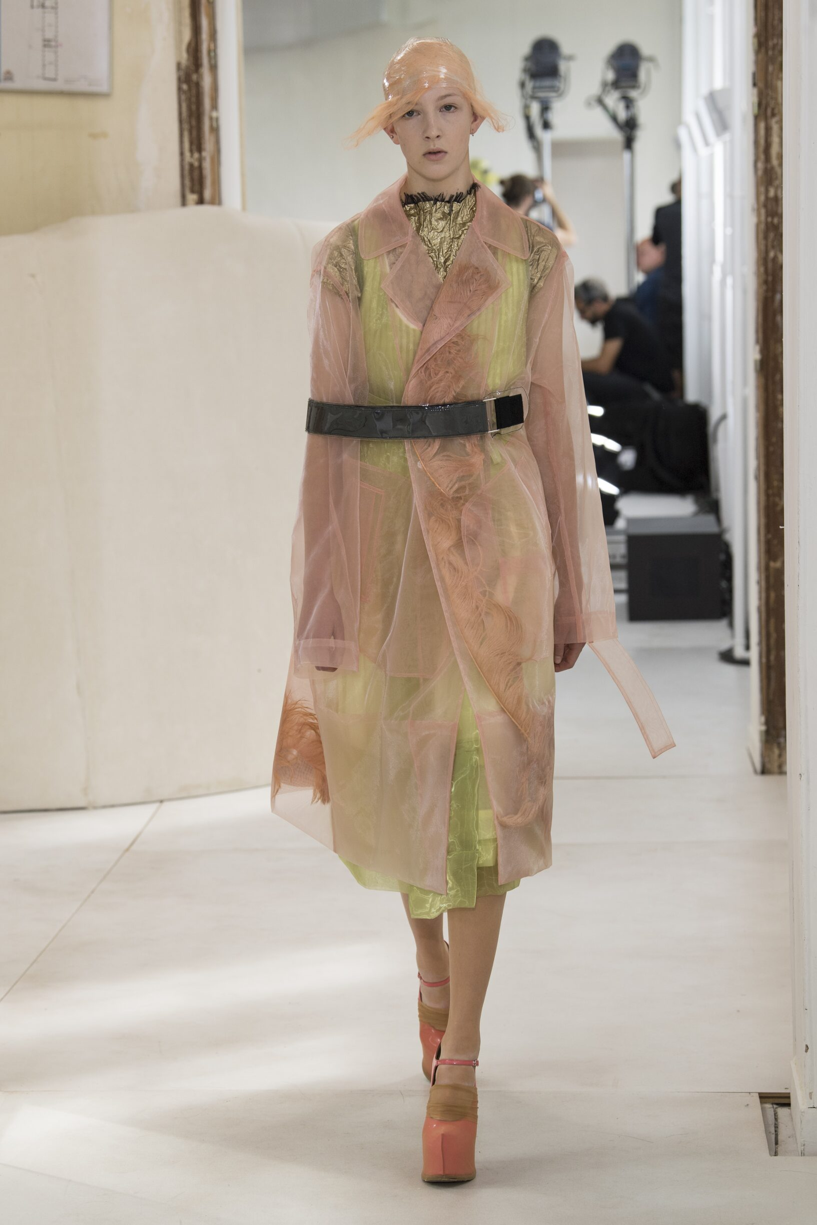 Maison Margiela Artisanal Womenswear Fashion Show
