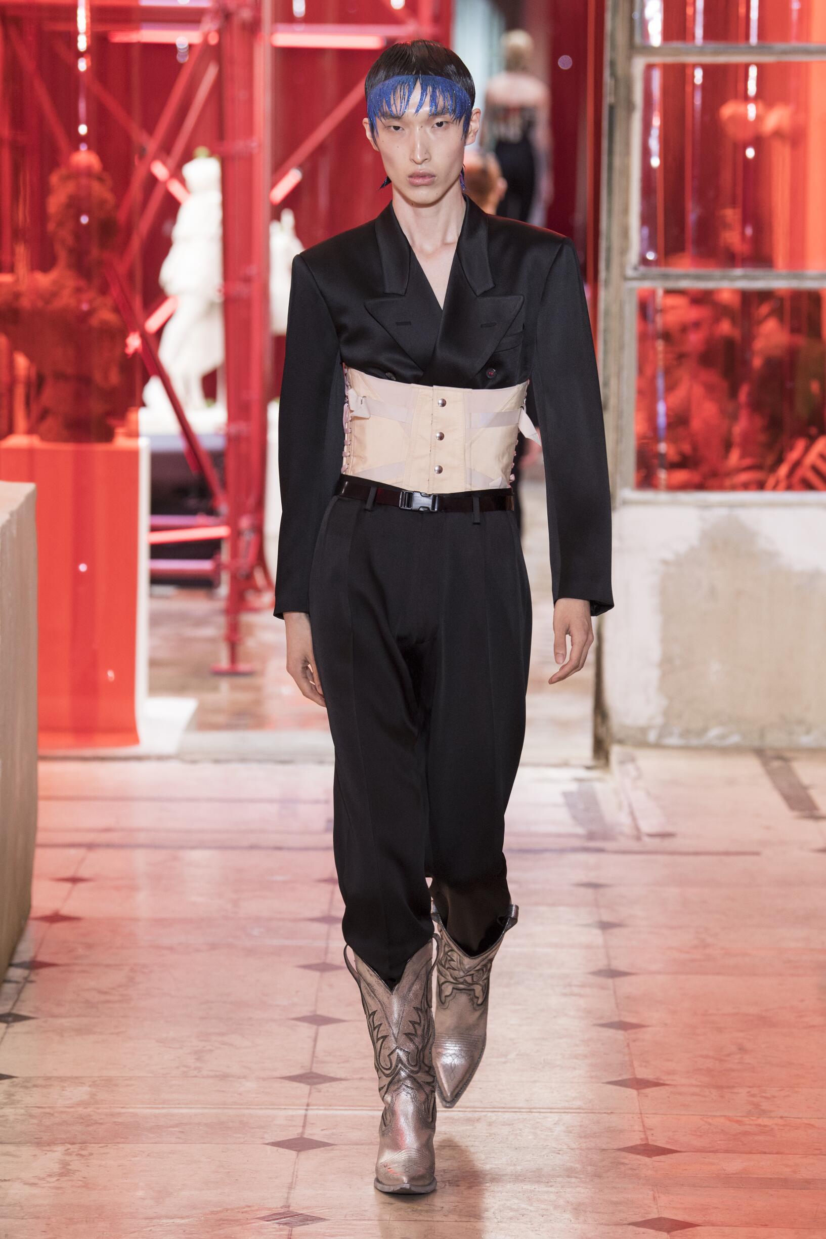 Maison Margiela Paris Fashion Week Menswear