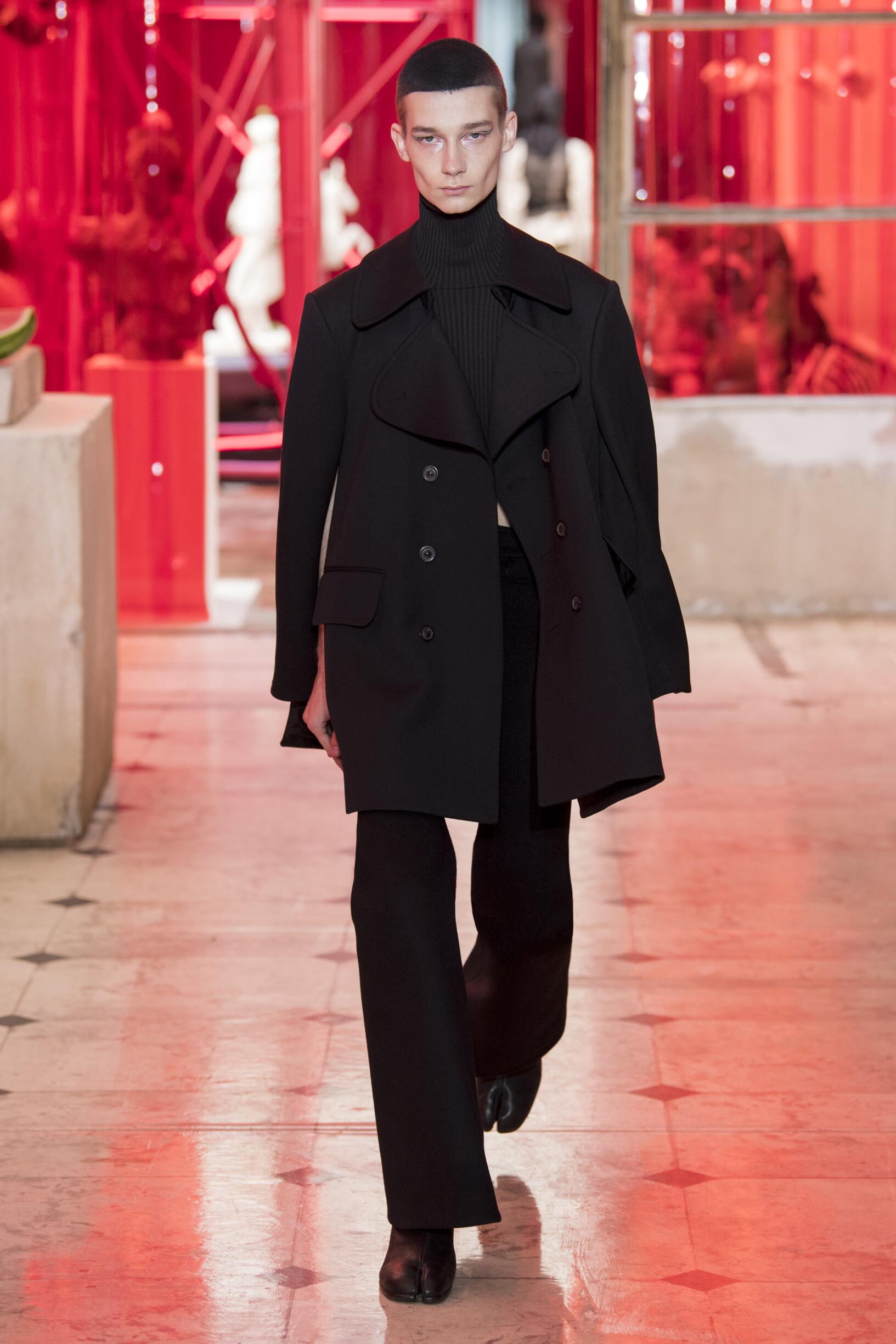 Maison Margiela Spring Summer 2019 Mens Collection Paris Fashion Week
