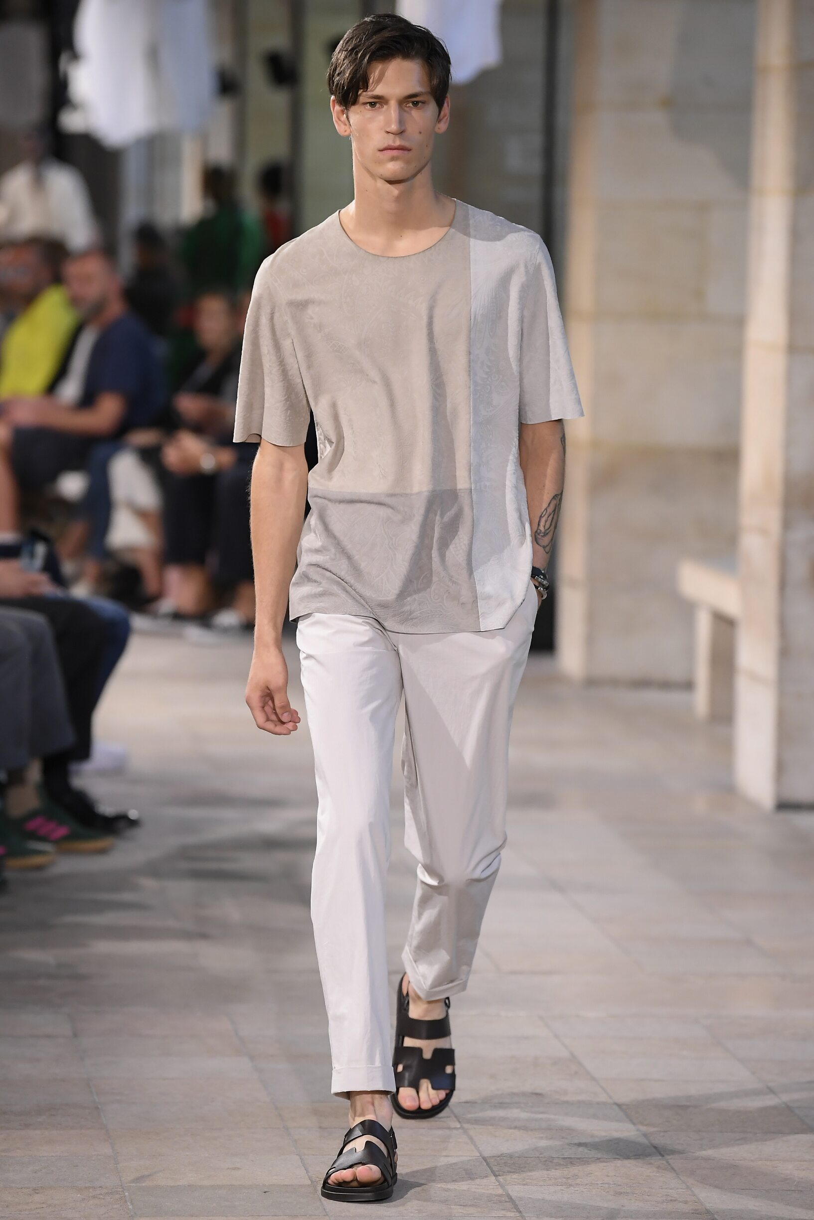 Manswear Spring Summer Hermès 2019