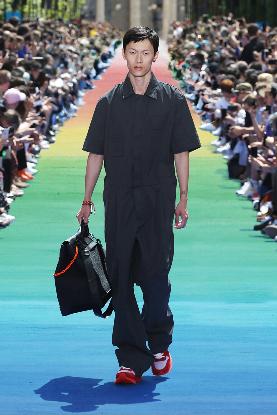 Manswear Spring Summer Louis Vuitton 2019