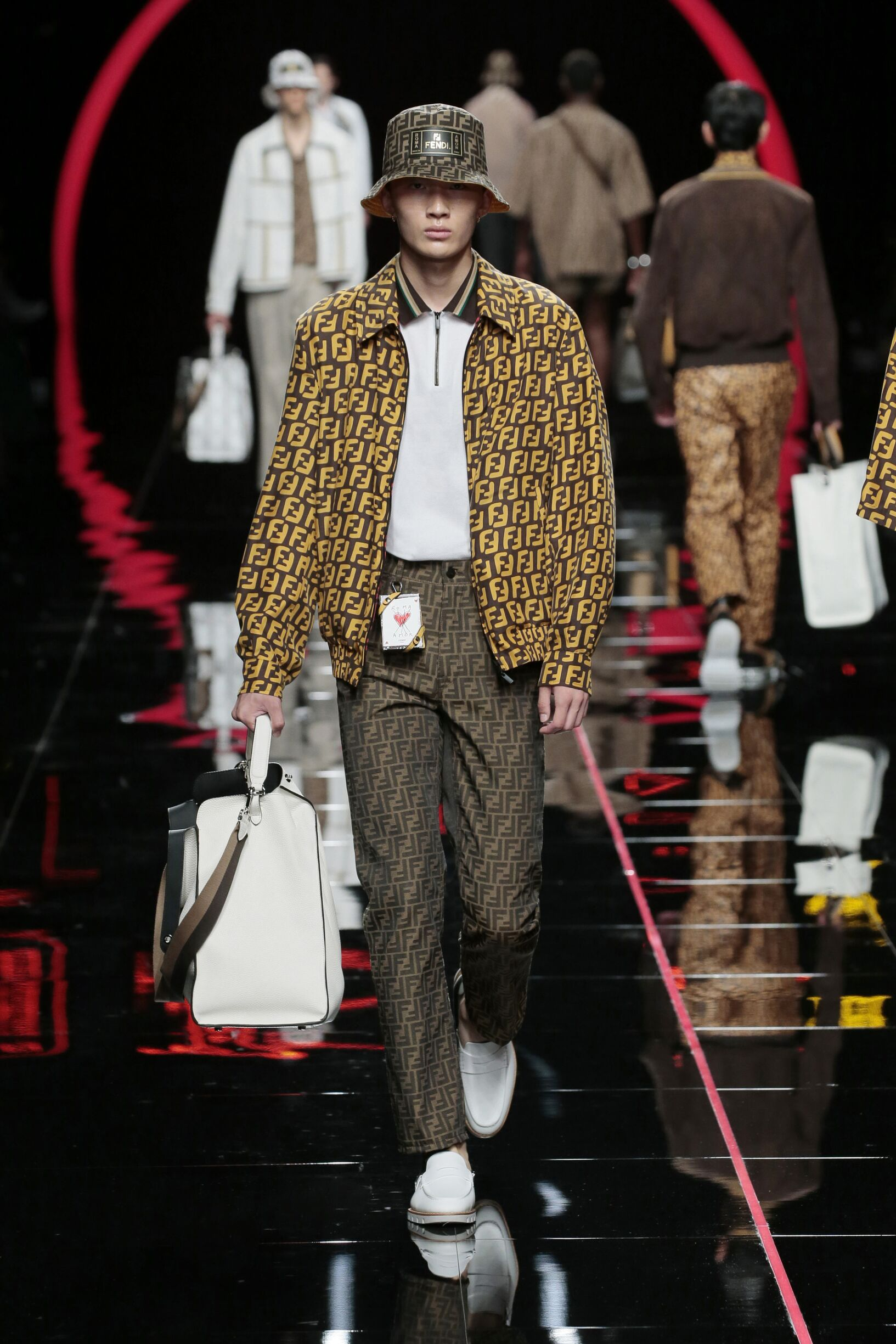 Fendi Spring Summer 2019 Men S Collection The Skinny Beep