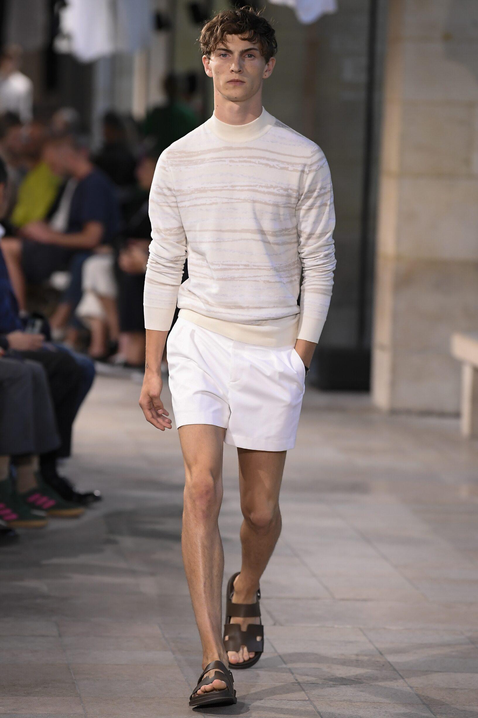 Menswear SS Hermès 2019