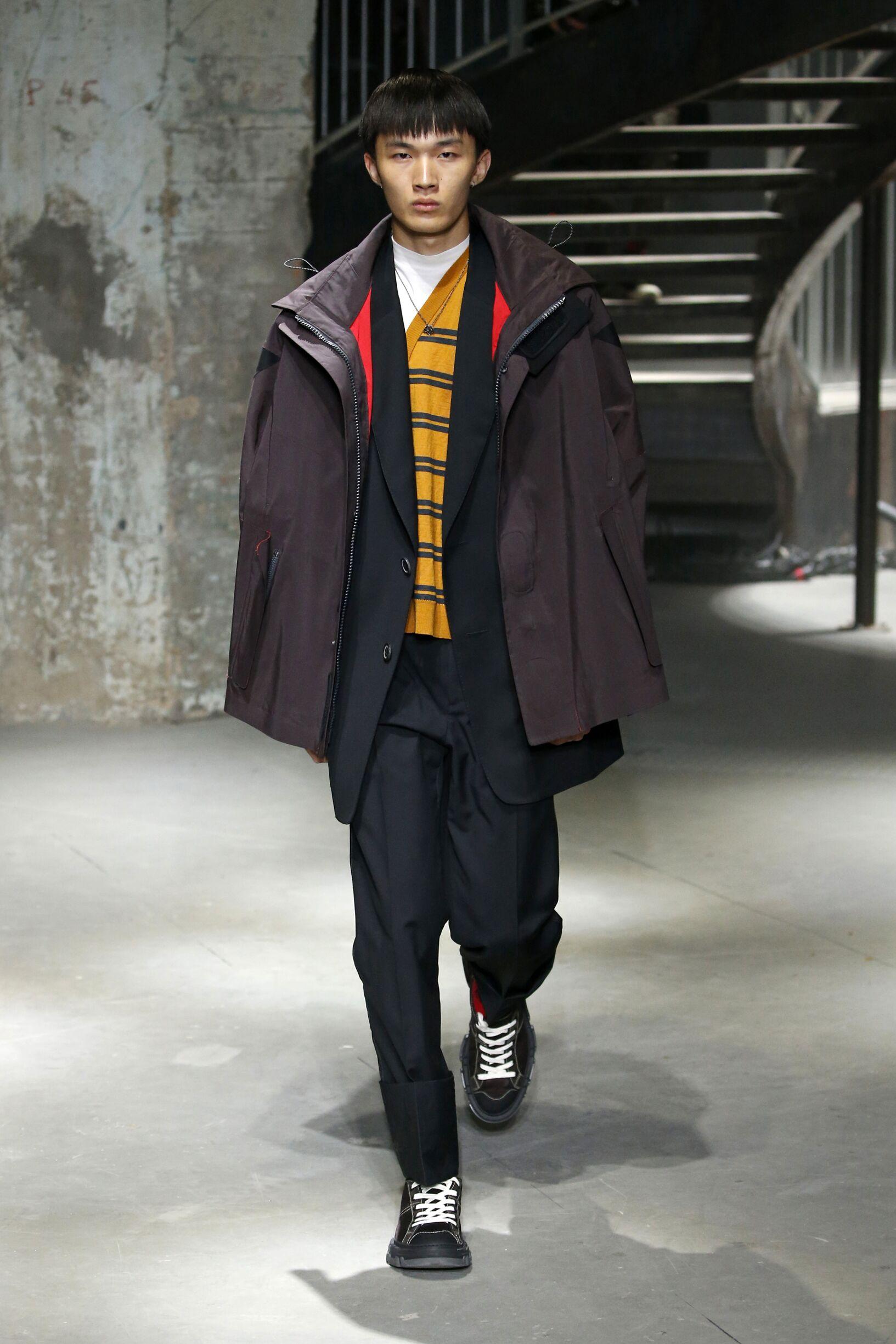 Menswear SS Lanvin 2019