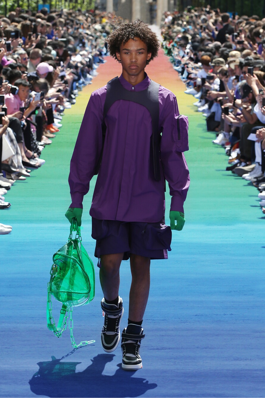 Menswear SS Louis Vuitton 2019