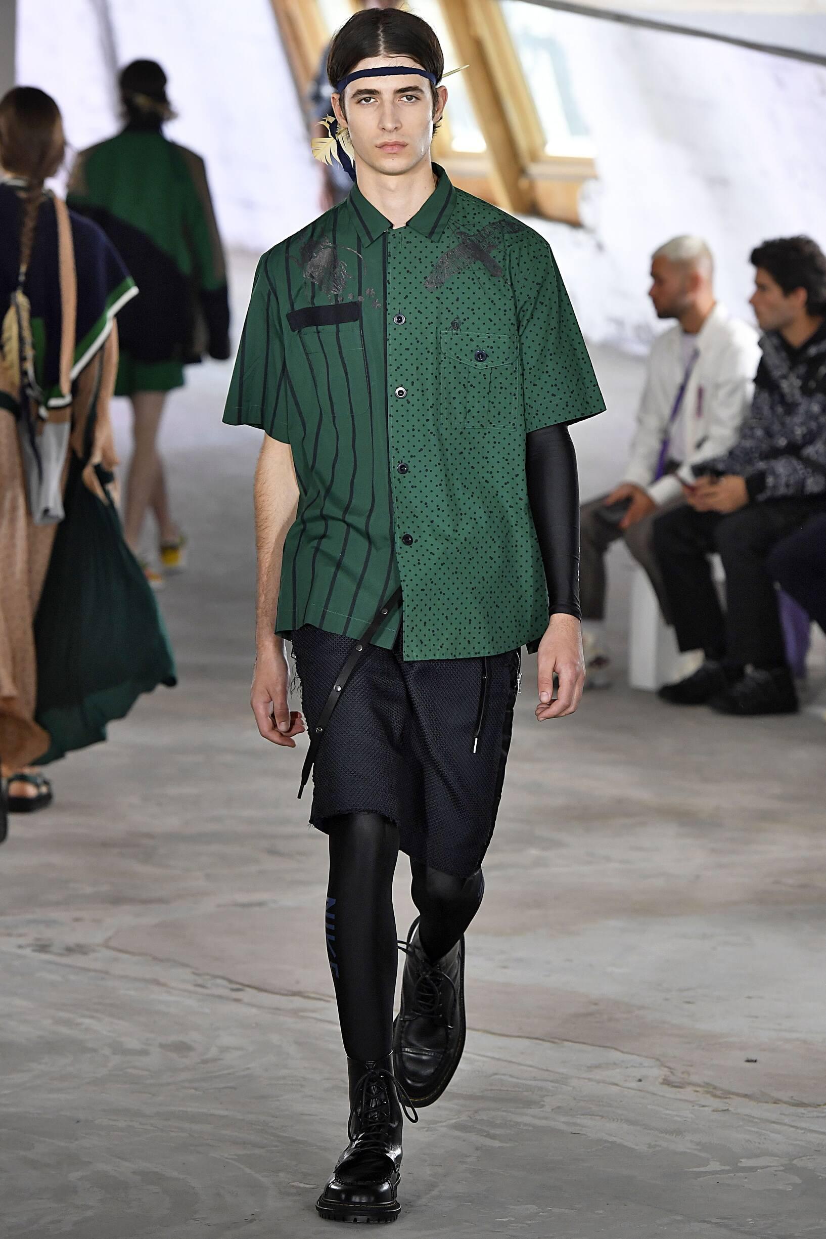 Menswear SS Sacai 2019