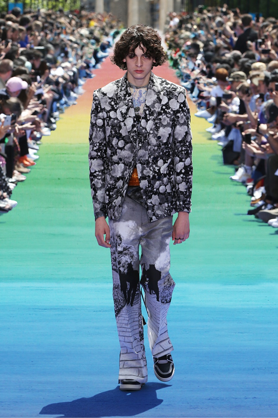 Menswear Spring Summer Louis Vuitton 2019 Trends