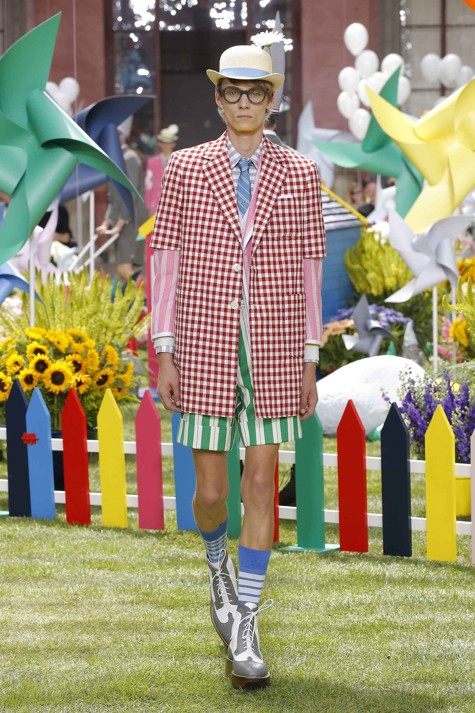 Menswear Spring Summer Thom Browne 2019 Trends