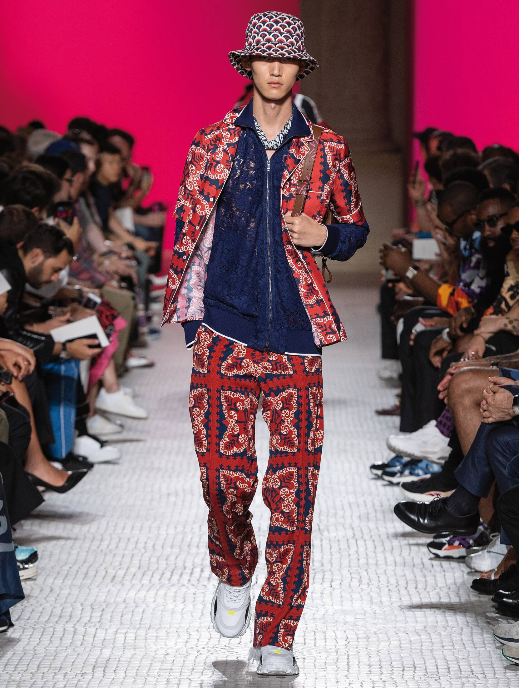 Menswear Spring Summer Valentino 2019 Trends