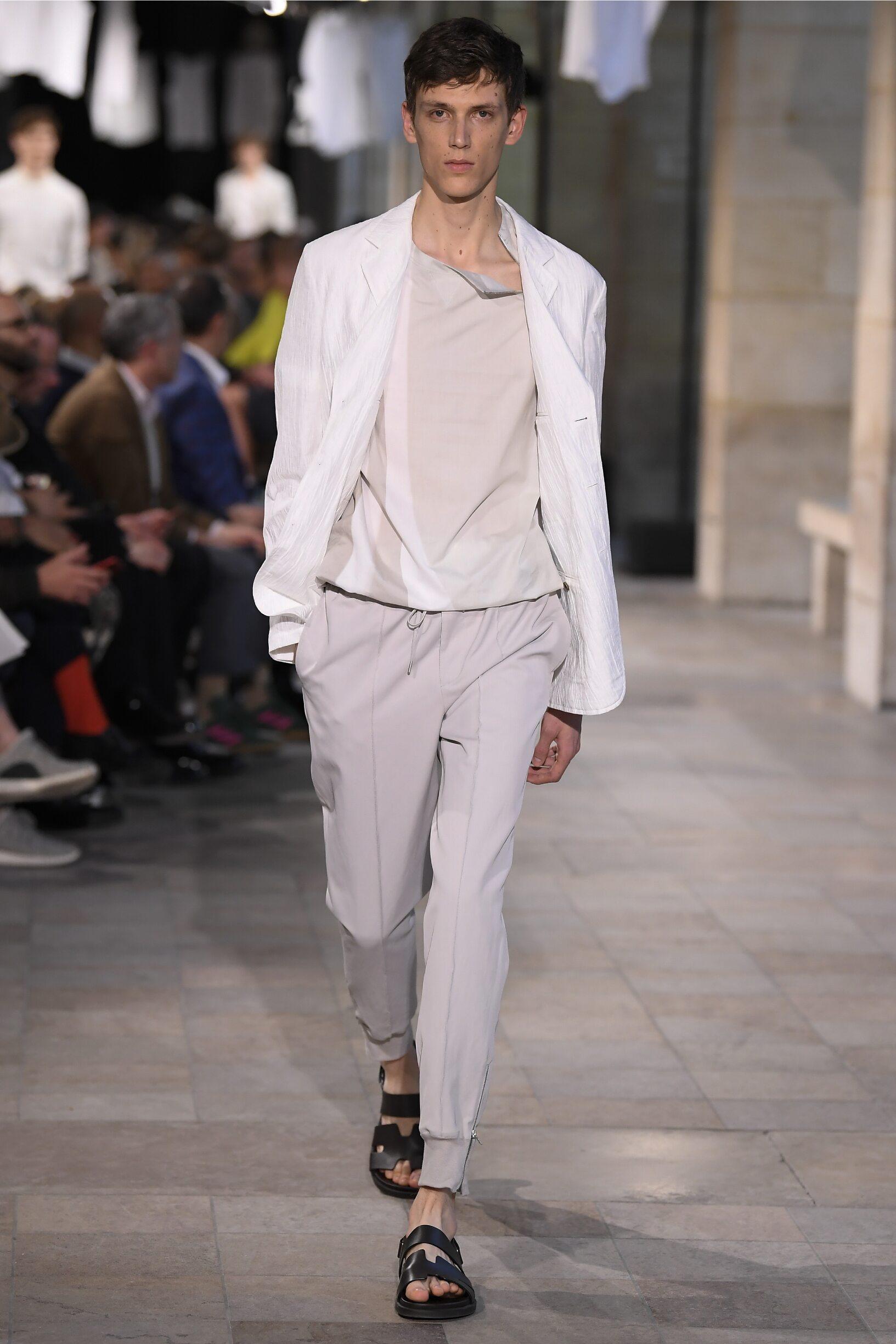 Menswear Summer Hermès 2019