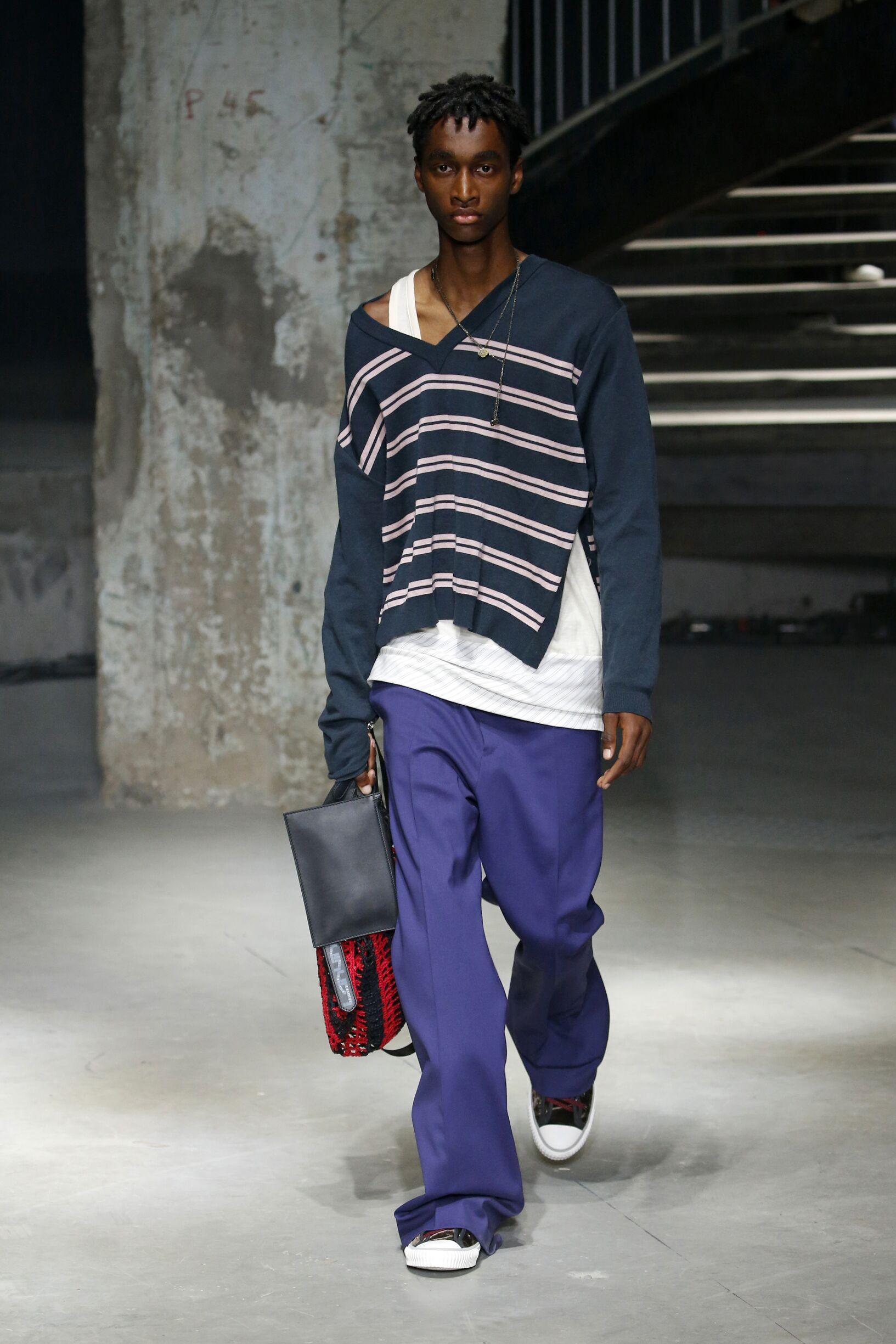 Menswear Summer Lanvin 2019