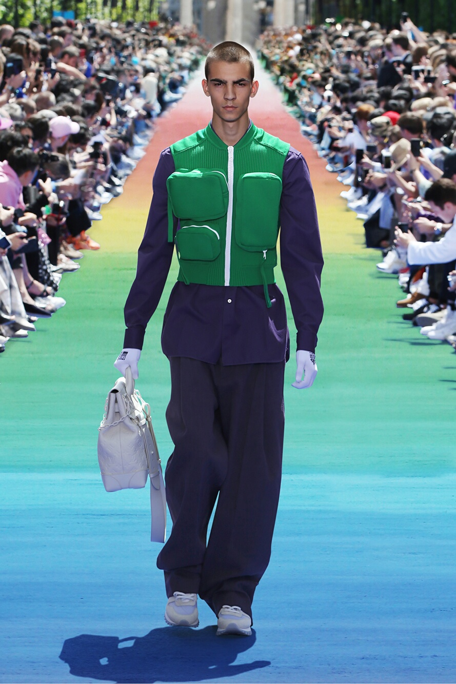 Menswear Summer Louis Vuitton 2019