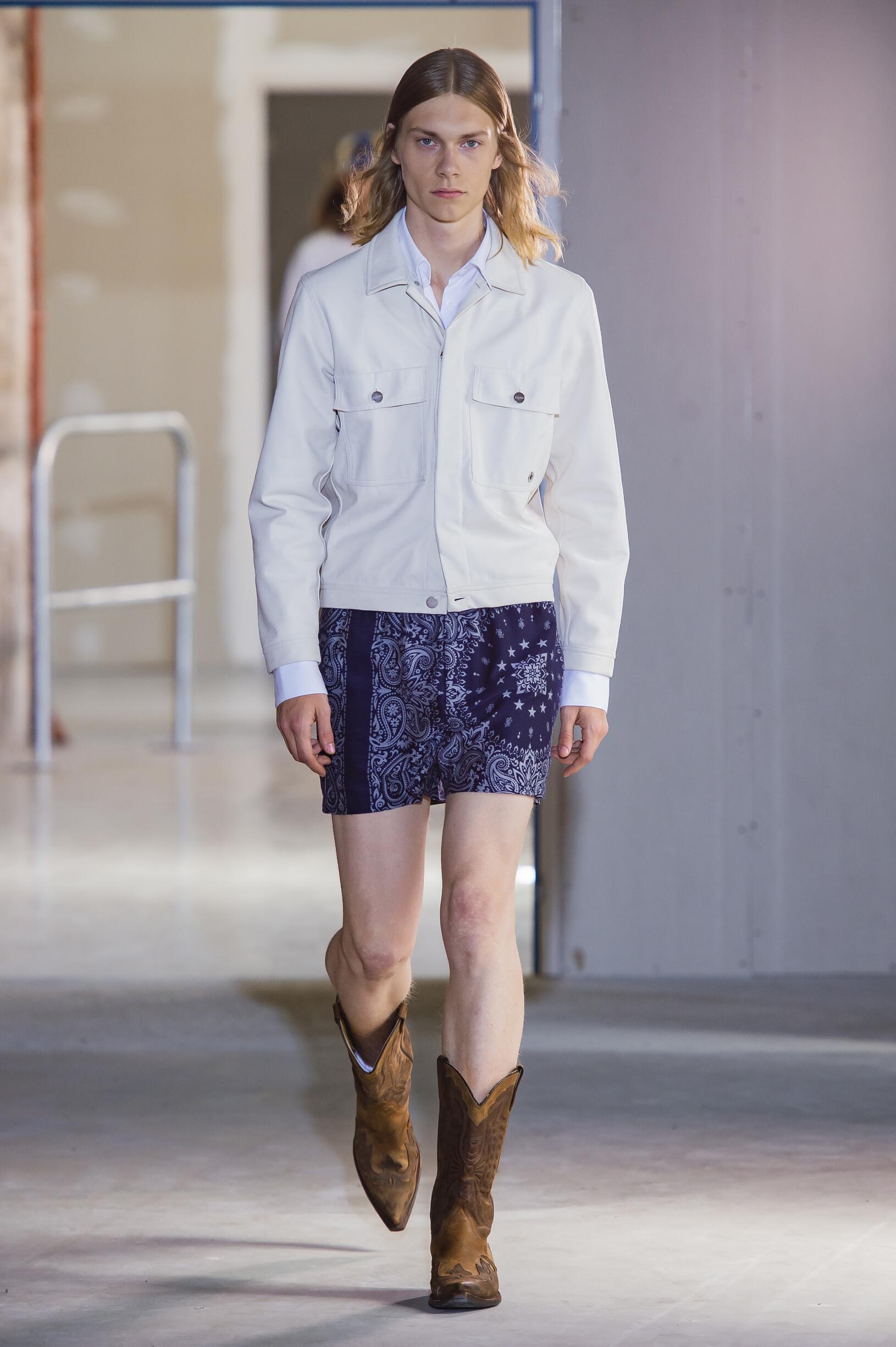 Model Fashion Show Études