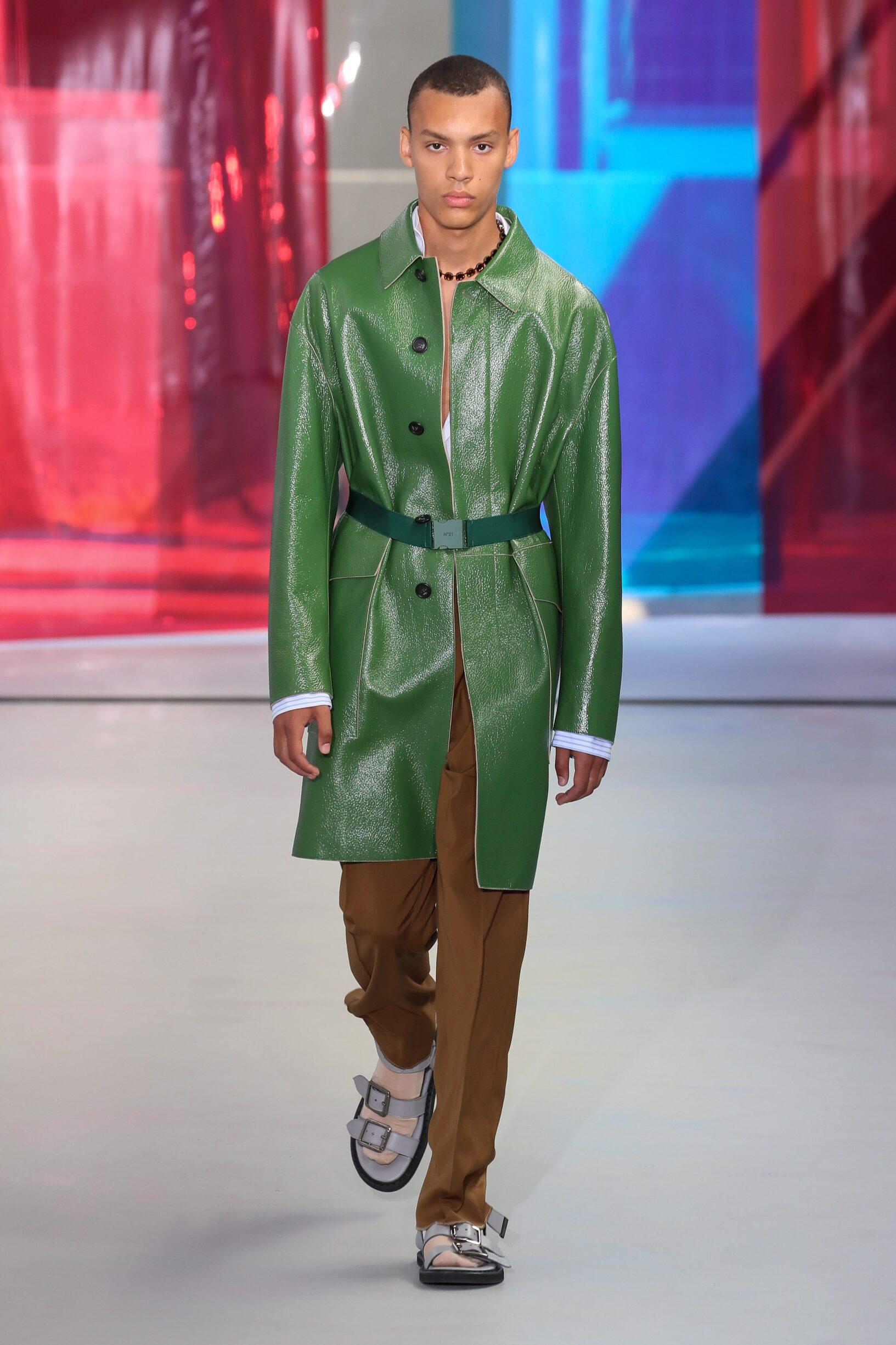 N°21 Milan Fashion Week Menswear