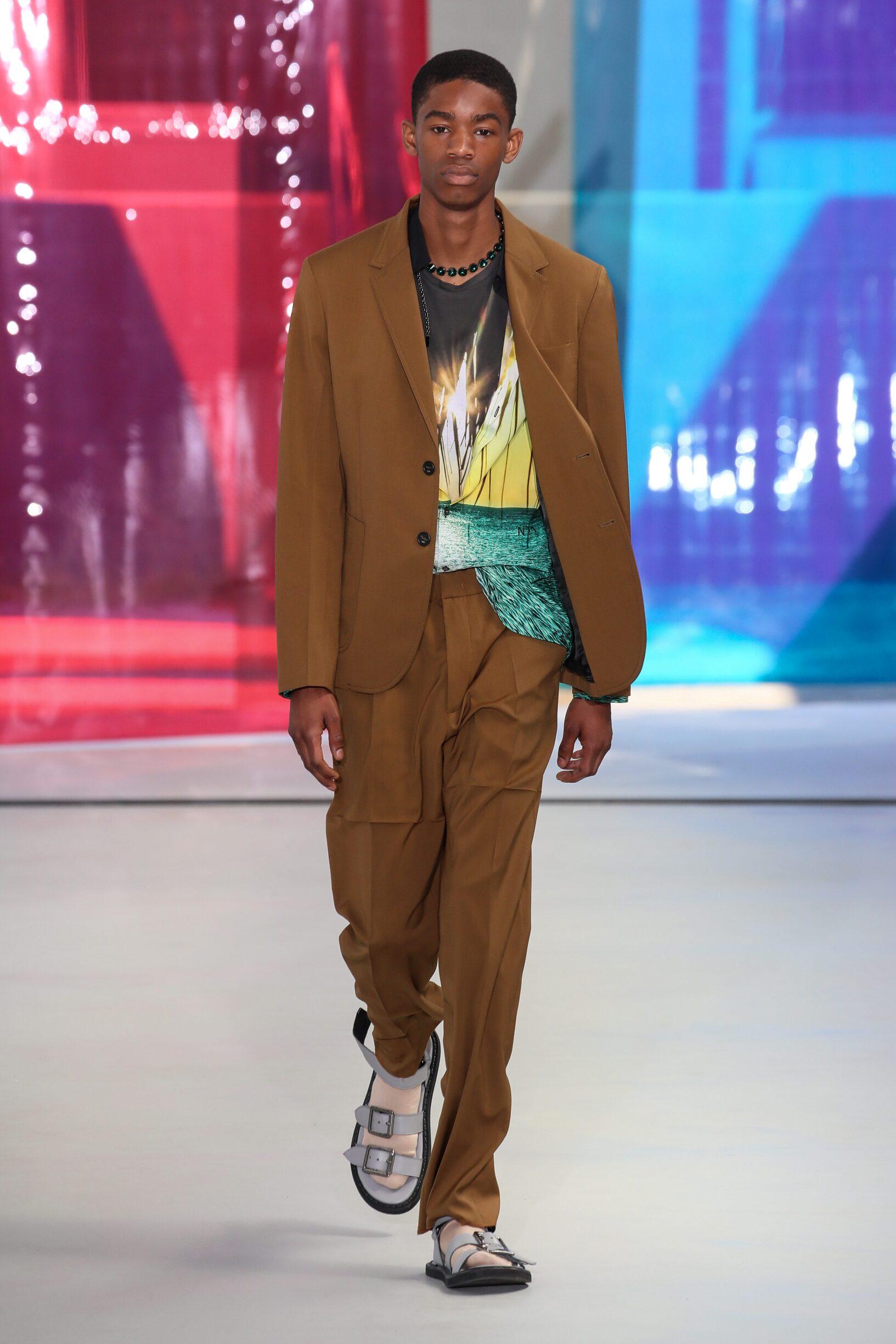 N°21 SS 2019 Menswear