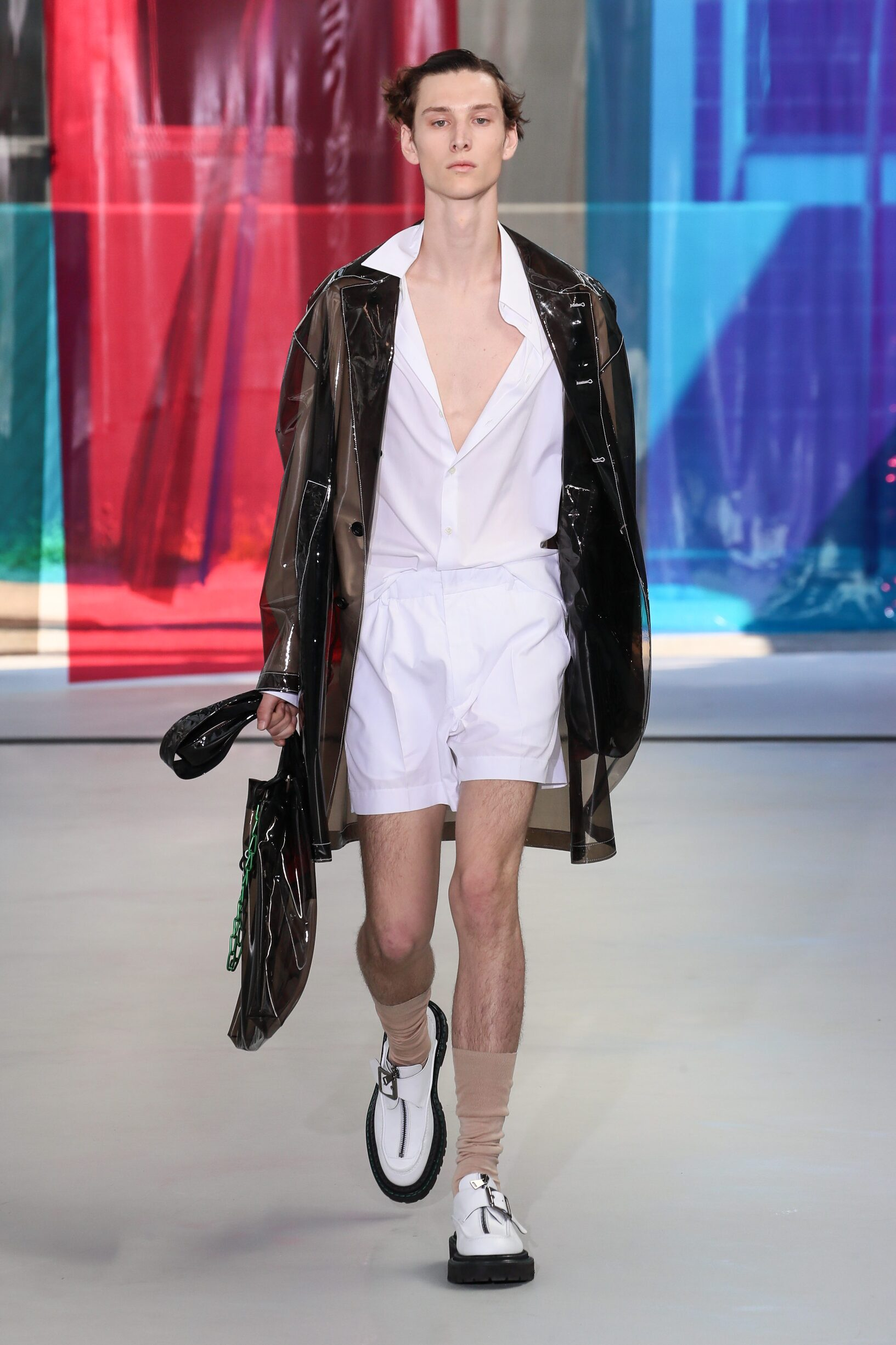 N°21 Spring Summer 2019 Mens Collection Milan Fashion Week