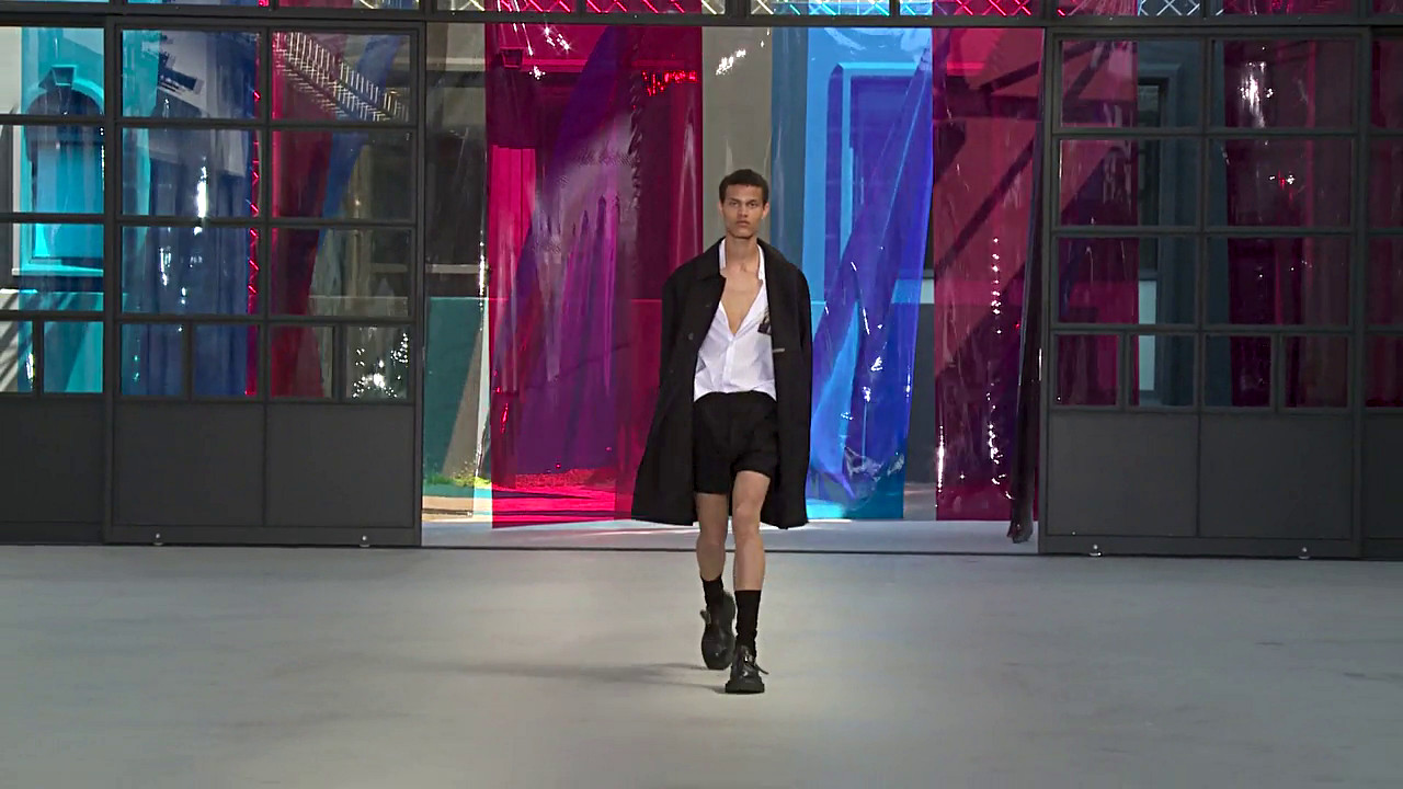 N°21 Spring Summer Men' Collection 2019 - Milan Fashion Show