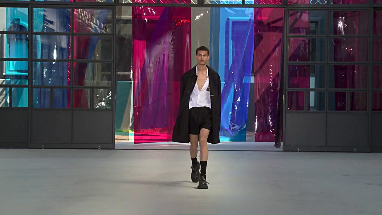 N°21 Spring Summer Men' Collection 2019 - Milan Fashion Show