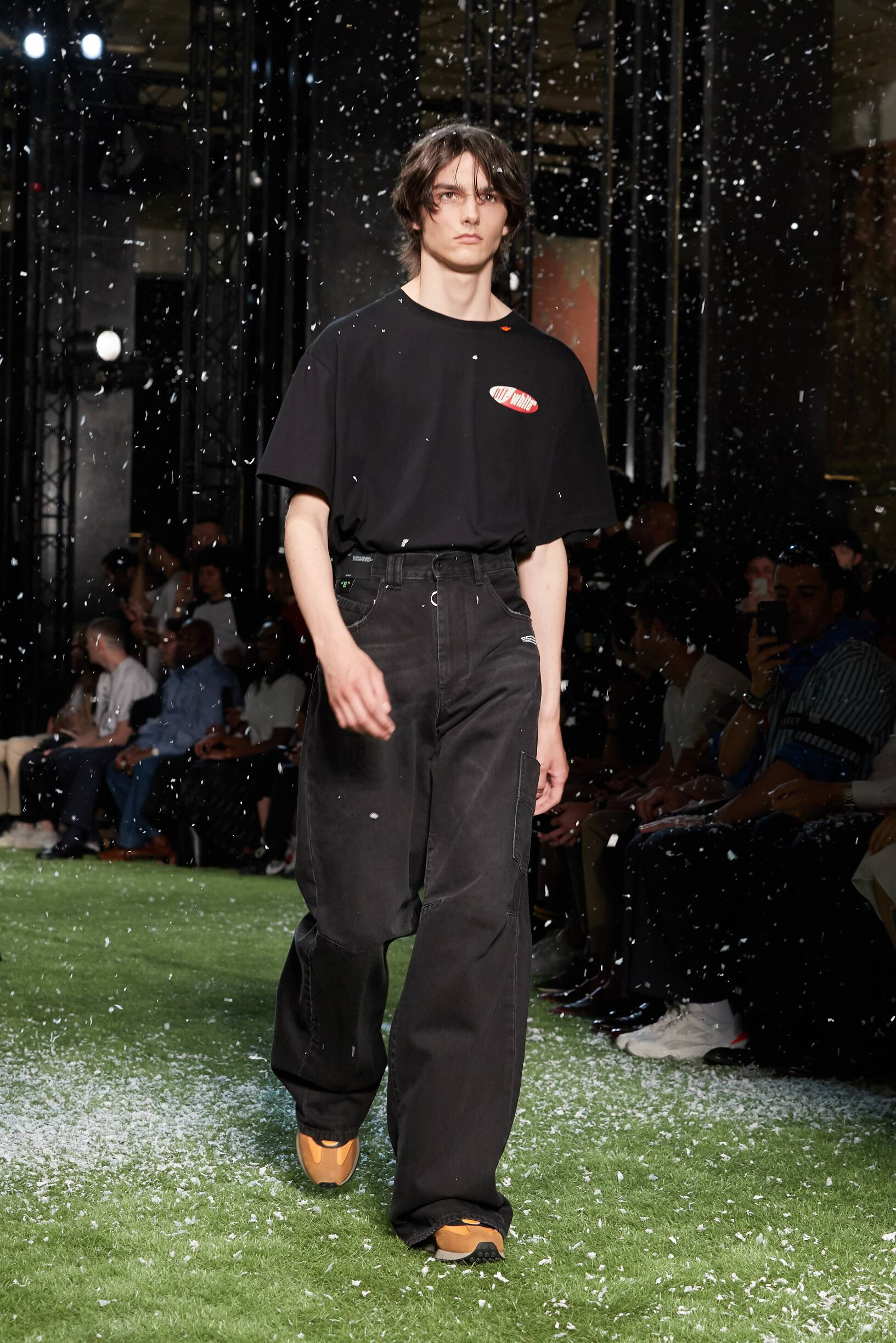 Off-White SS 2019 Menswear