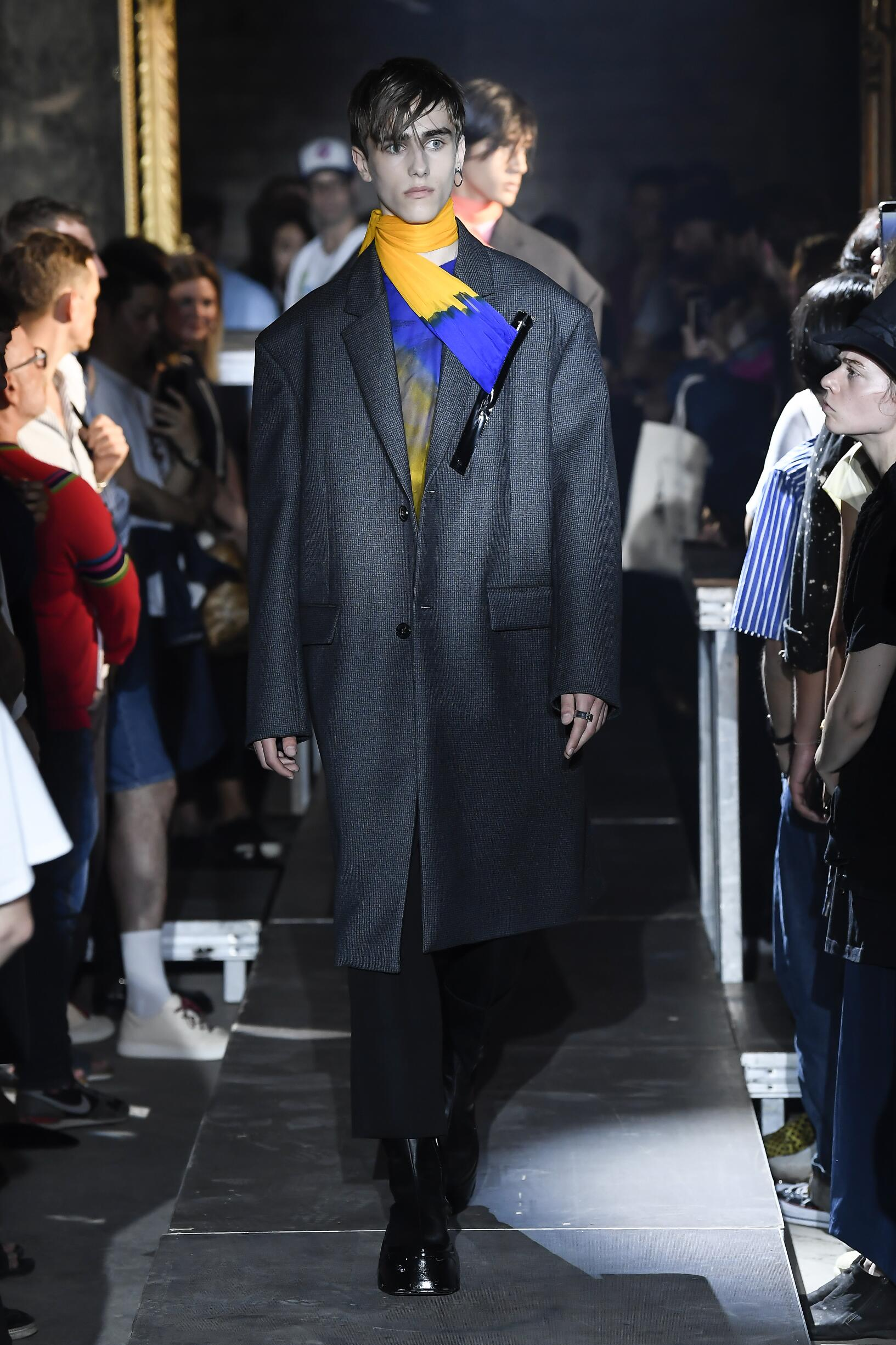 Raf Simons Menswear