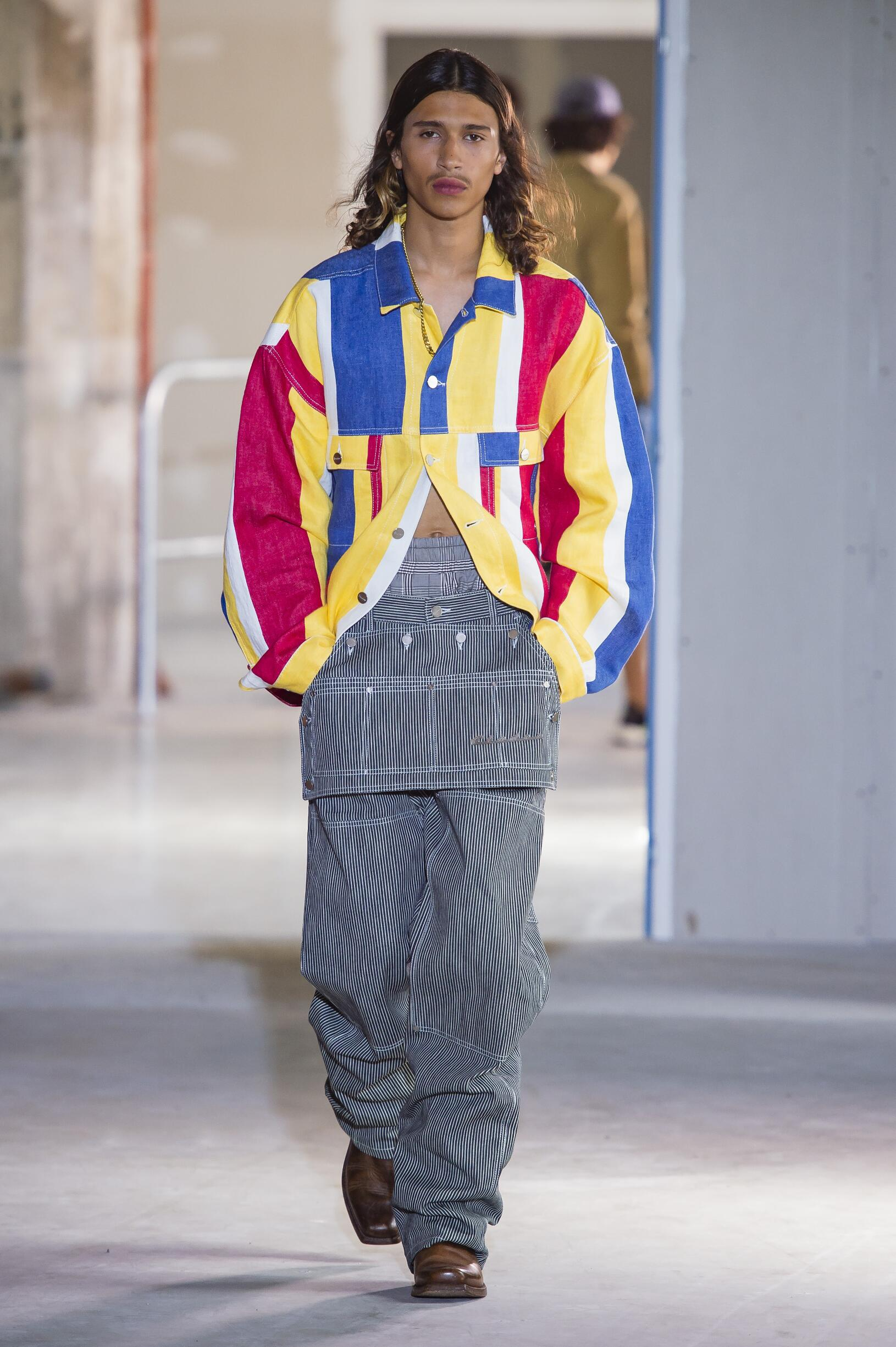 Runway Études Spring Summer 2019 Men's Collection Paris Fashion Week
