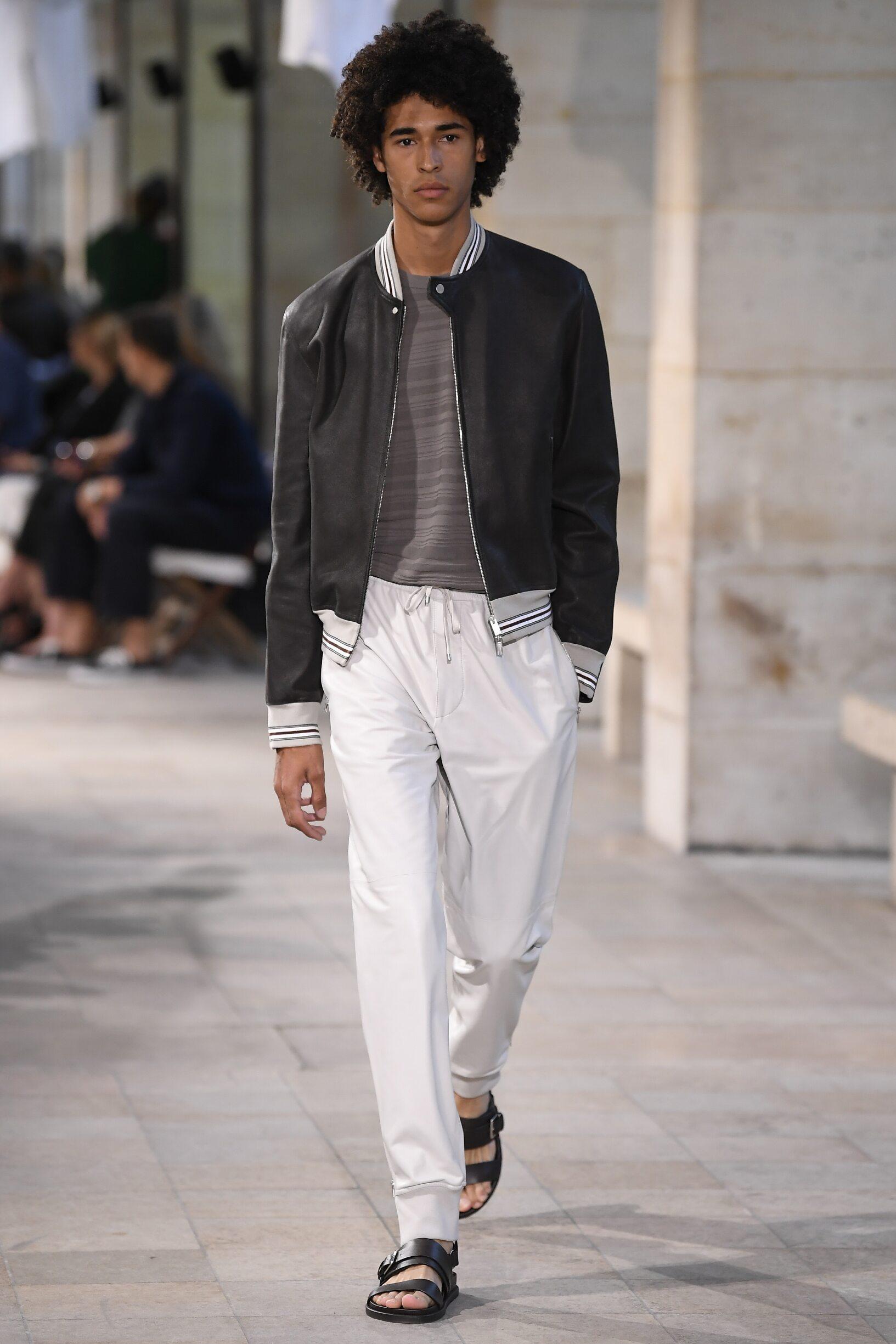 Runway Hermès Spring Summer 2019 Men's Collection Paris Fashion Week