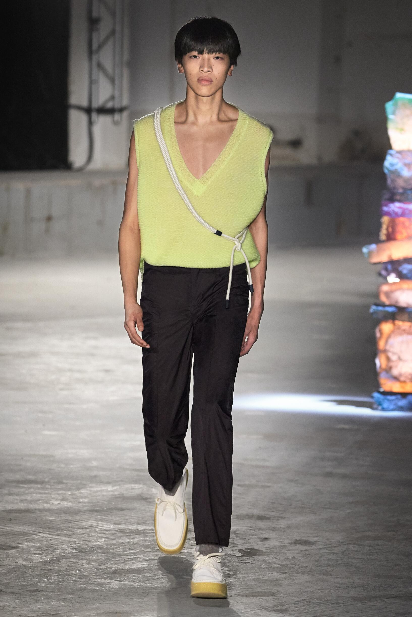 SS 2019 Acne Studios Fashion Show