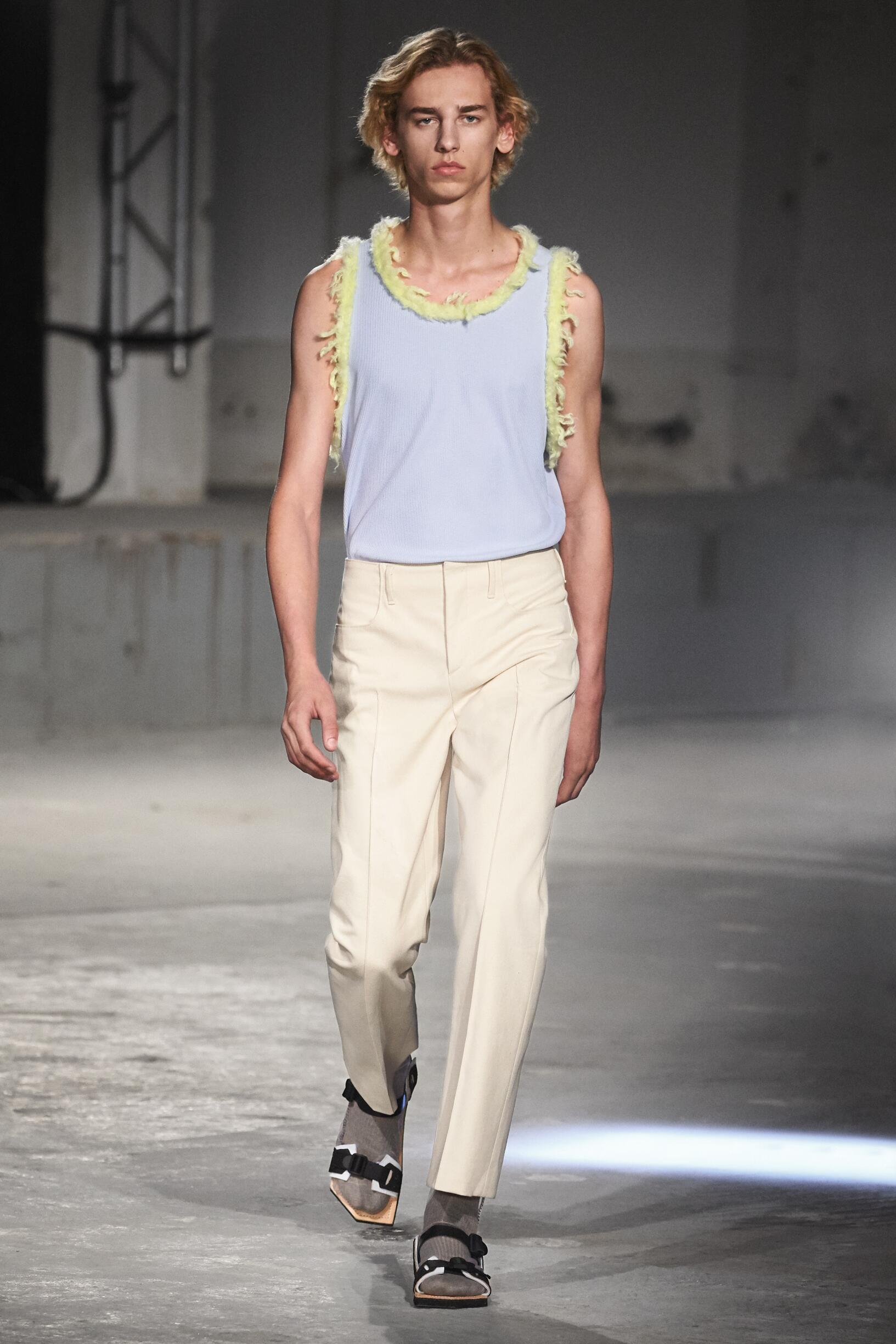 SS 2019 Fashion Show Acne Studios